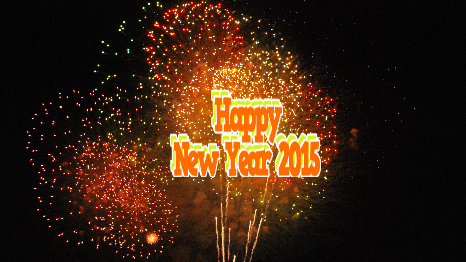 Download full hd New Year 2015 computer background ID:156216 for free