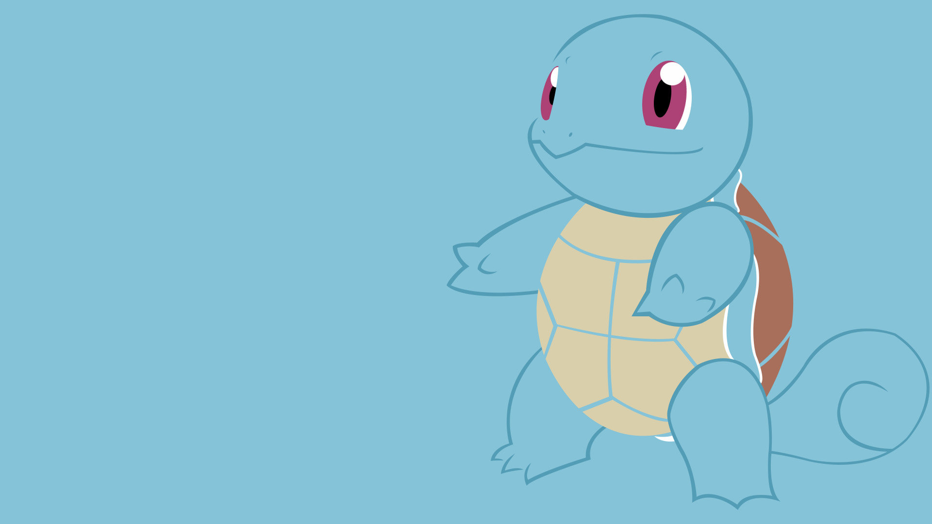Free Squirtle (Pokemon) high quality wallpaper ID:280412 for hd 1080p computer