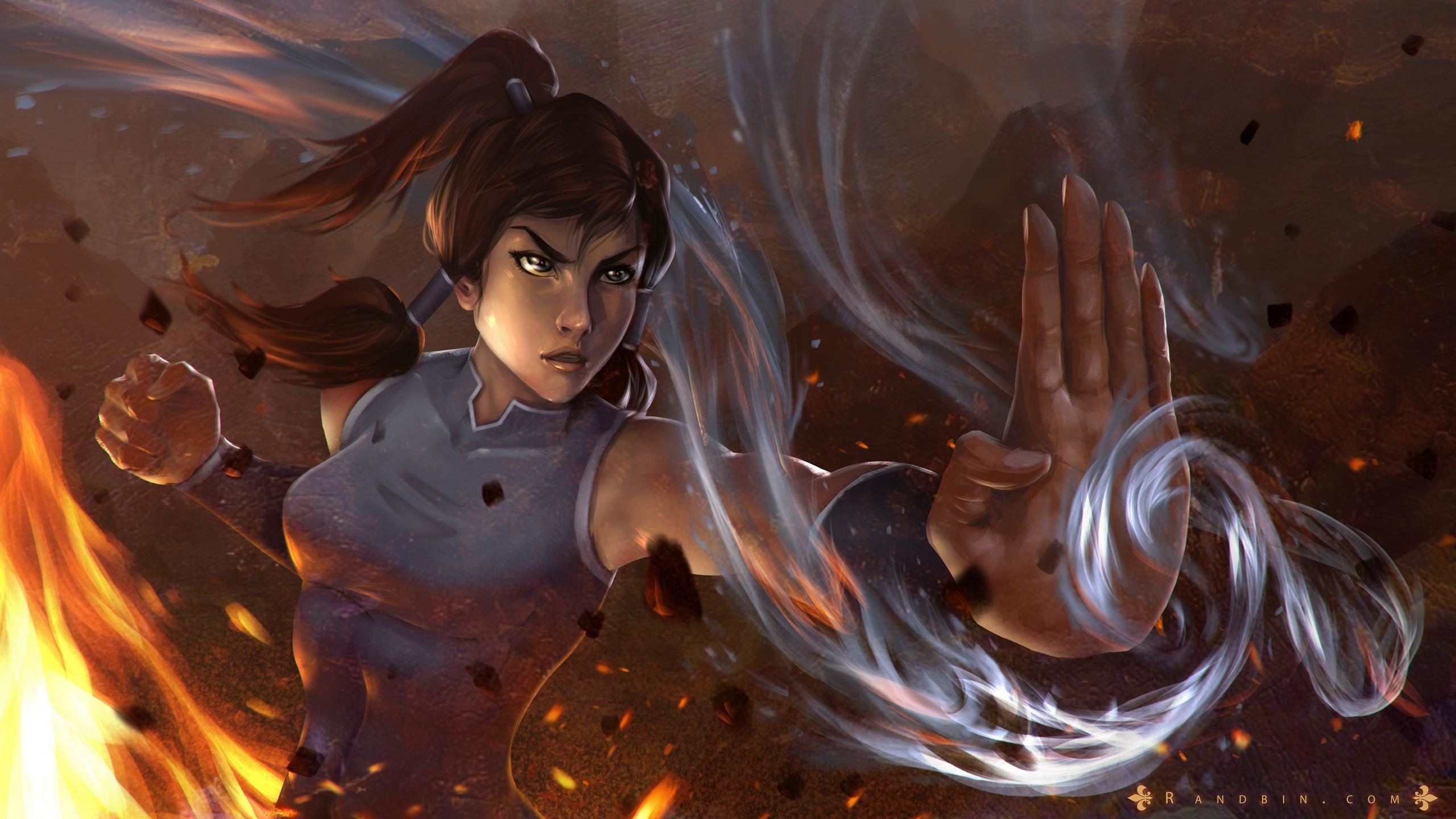 Free Avatar: The Legend Of Korra high quality wallpaper ID:243444 for hd 2560x1440 desktop