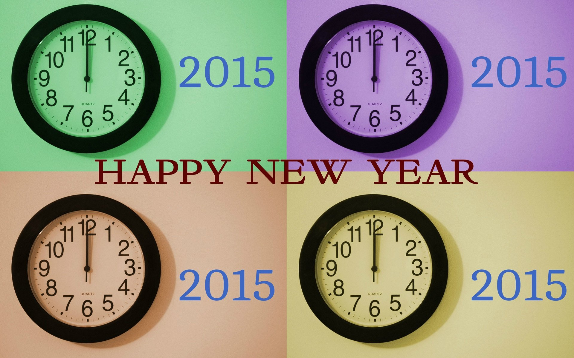 Download hd 1920x1200 New Year 2015 computer background ID:156194 for free