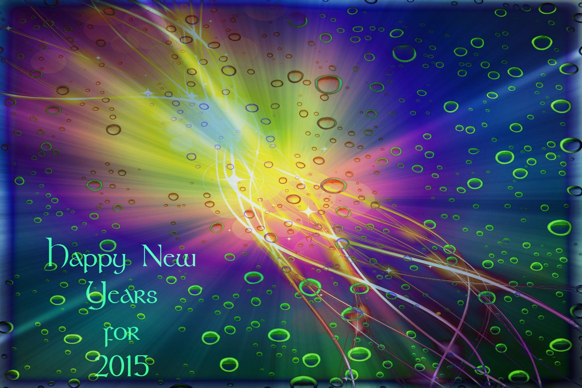 Free New Year 2015 high quality background ID:156197 for hd 1920x1280 PC
