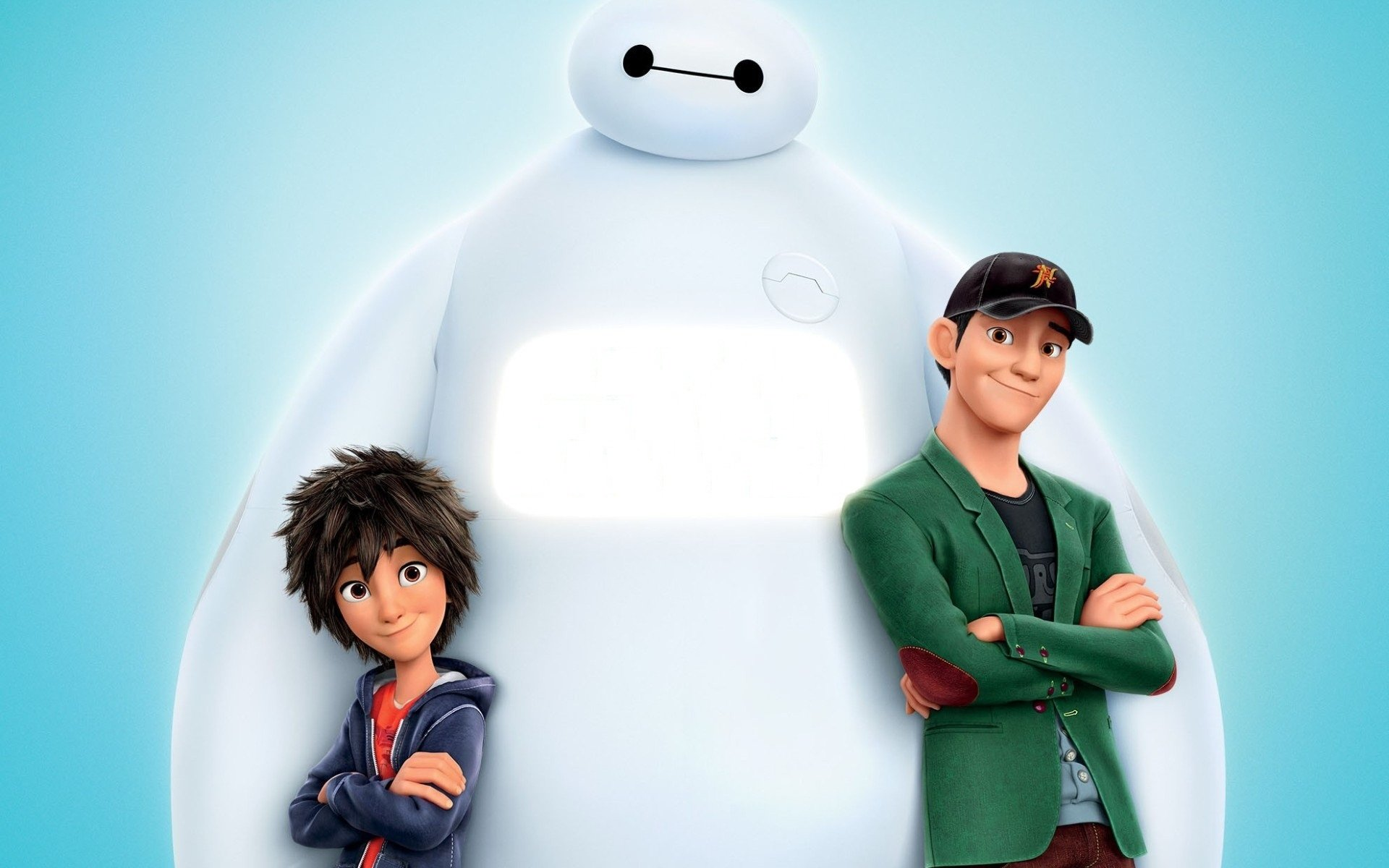 Awesome Big Hero 6 free background ID:298151 for hd 1920x1200 computer