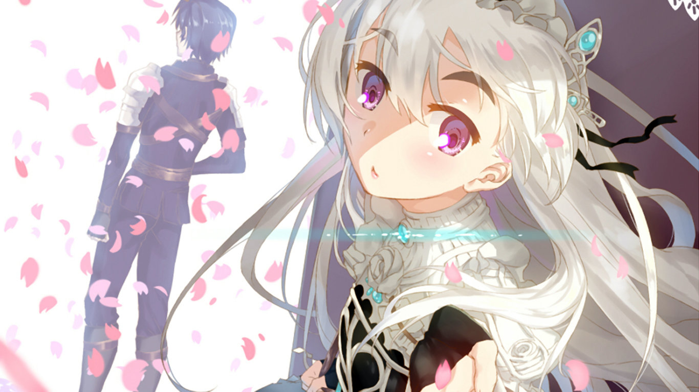 Free Chaika -The Coffin Princess- high quality background ID:49279 for 1366x768 laptop computer