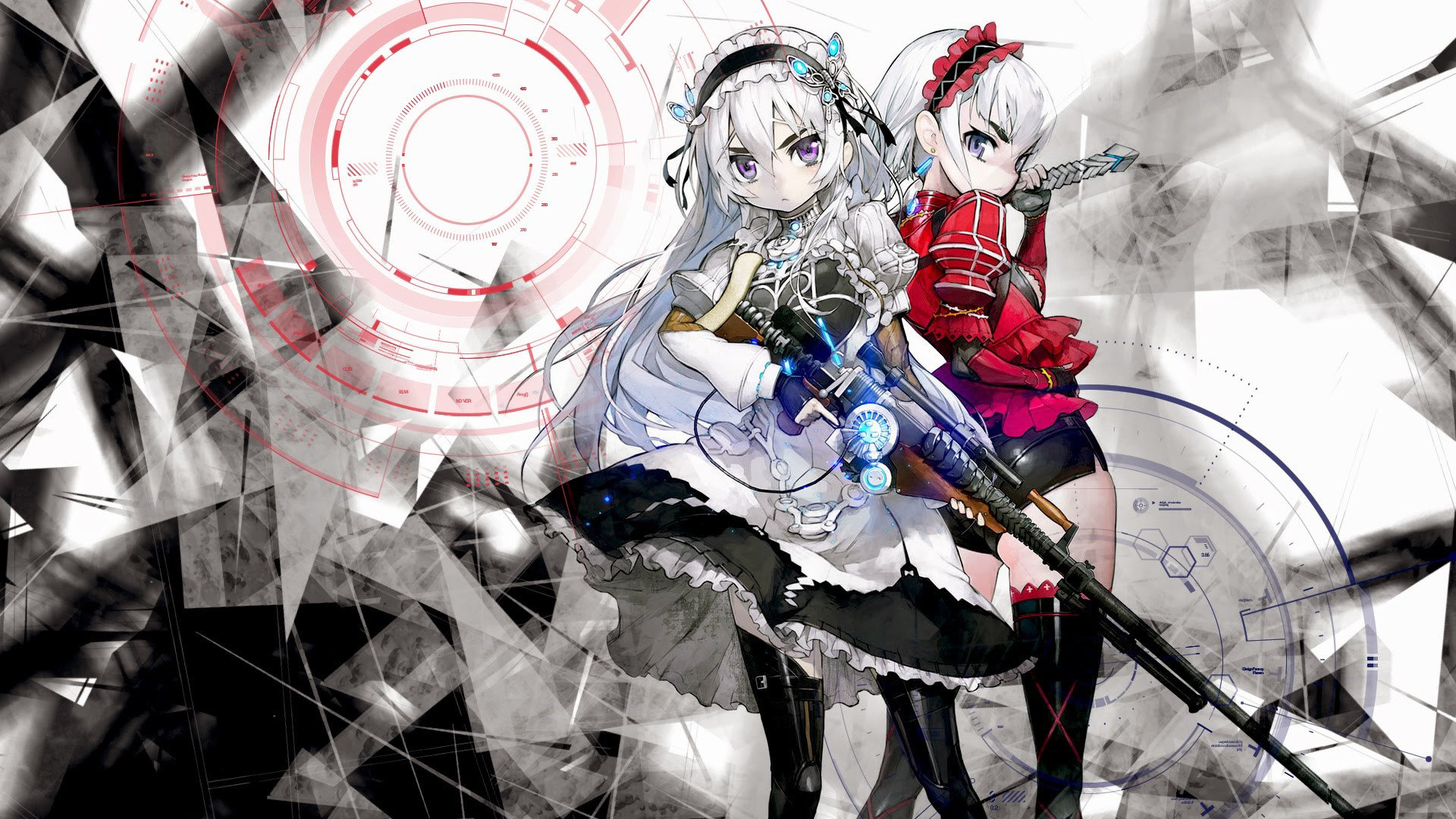 Free download Chaika -The Coffin Princess- wallpaper ID:49261 full hd for desktop