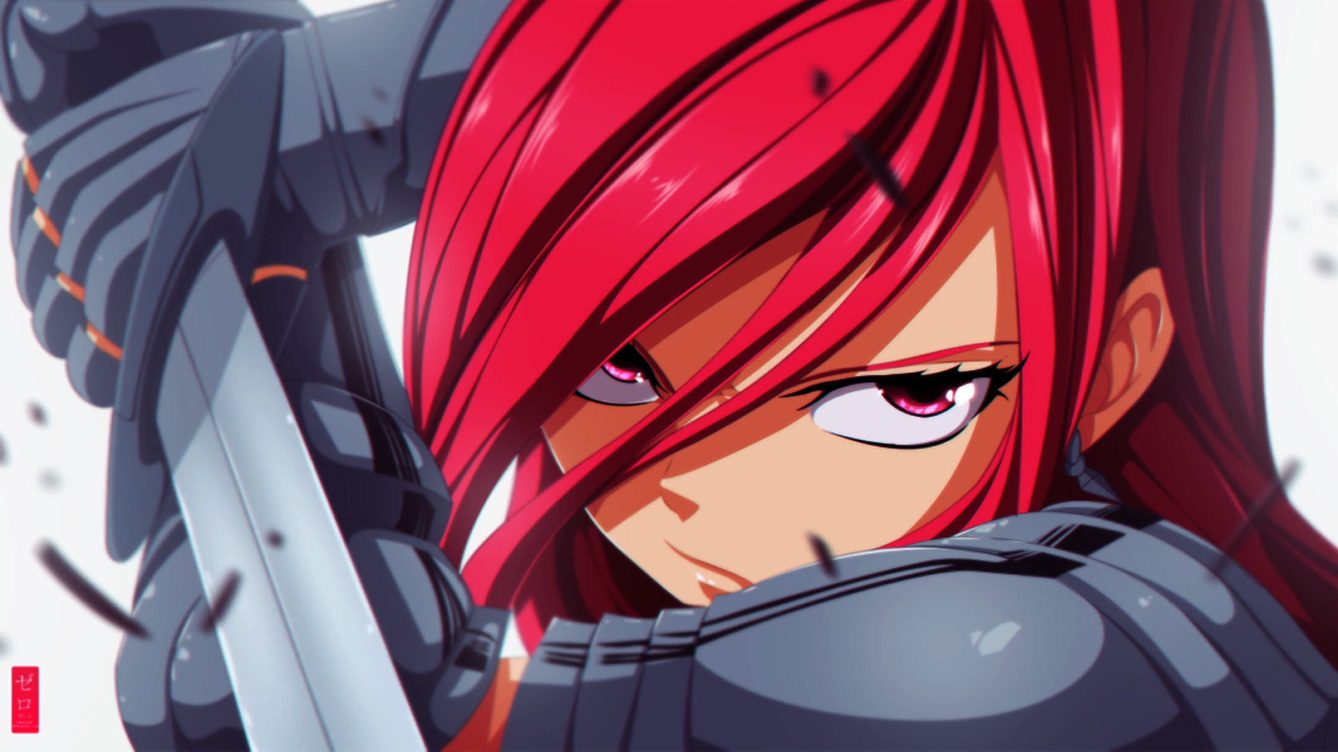 Best Erza Scarlet background ID:40944 for High Resolution hd 1920x1080 PC