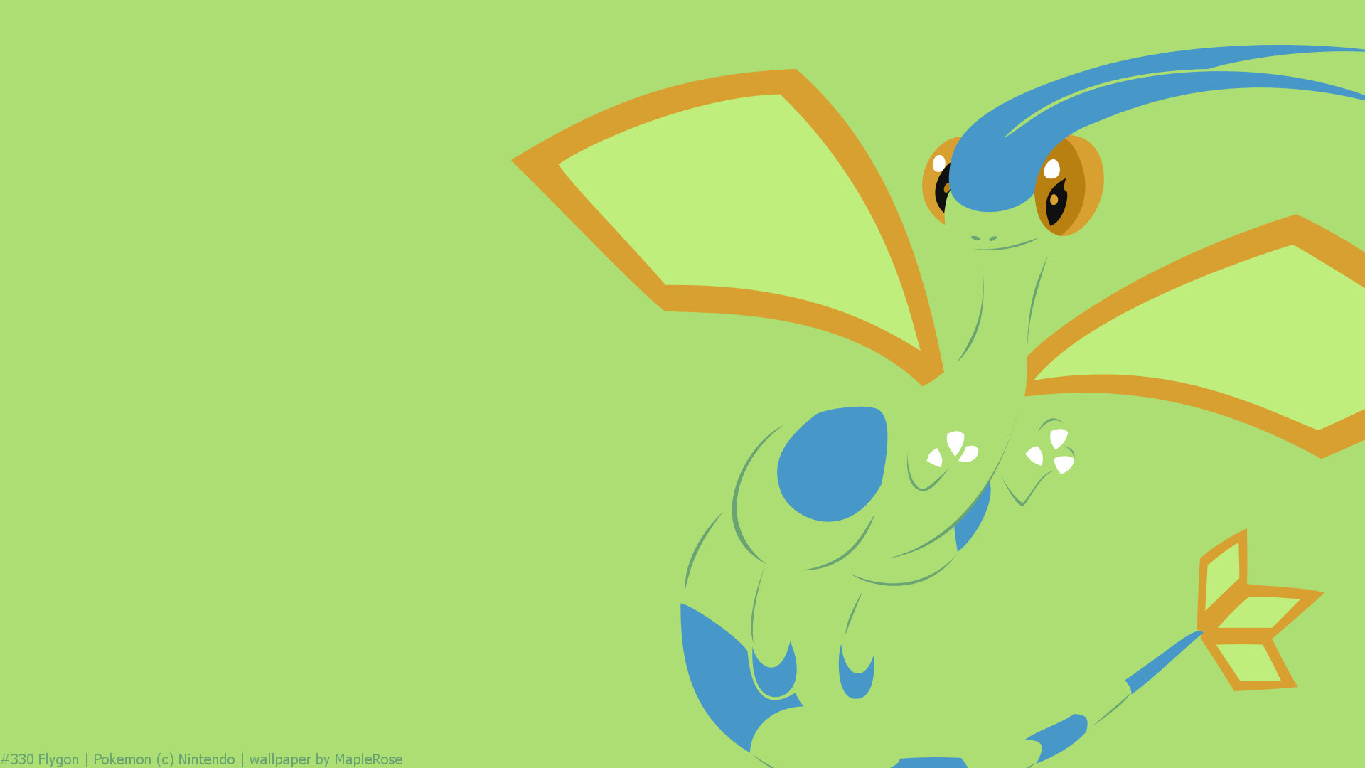 Best Flygon (Pokemon) wallpaper ID:280540 for High Resolution 1080p PC