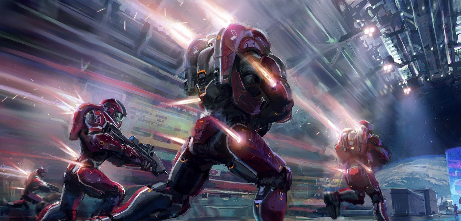 Free Halo 5: Guardians high quality wallpaper ID:117013 for hd 1600x768 desktop