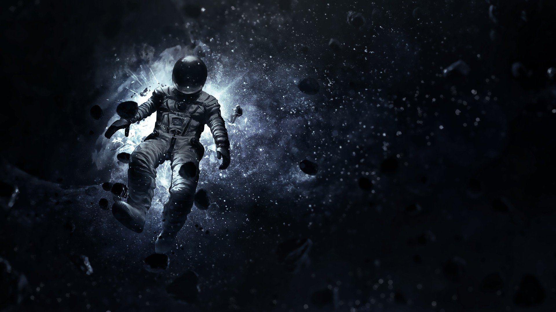 Free Astronaut high quality background ID:101445 for full hd 1920x1080 desktop