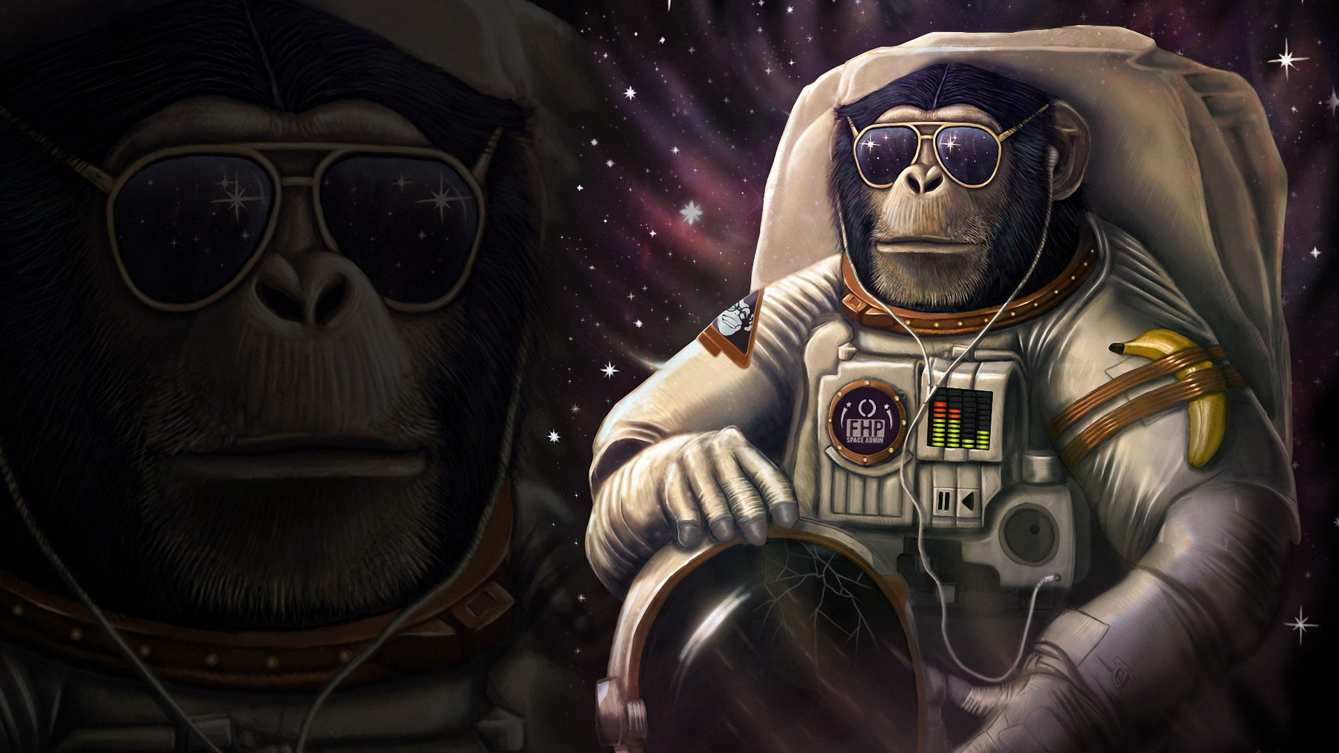 Download full hd 1920x1080 Astronaut computer wallpaper ID:101434 for free