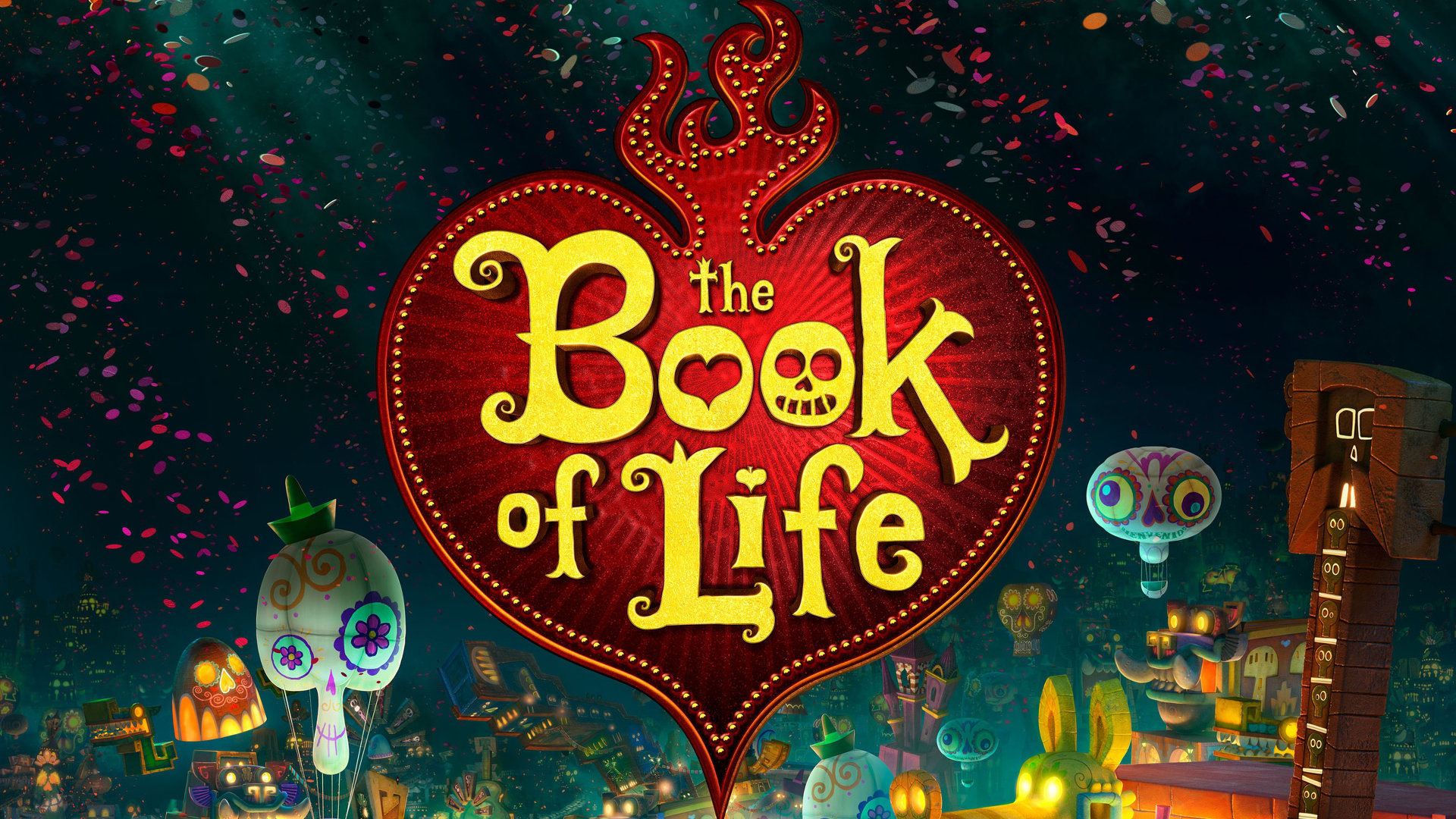 The Book Of Life Wallpapers 1920x1080 Full Hd 1080p Desktop