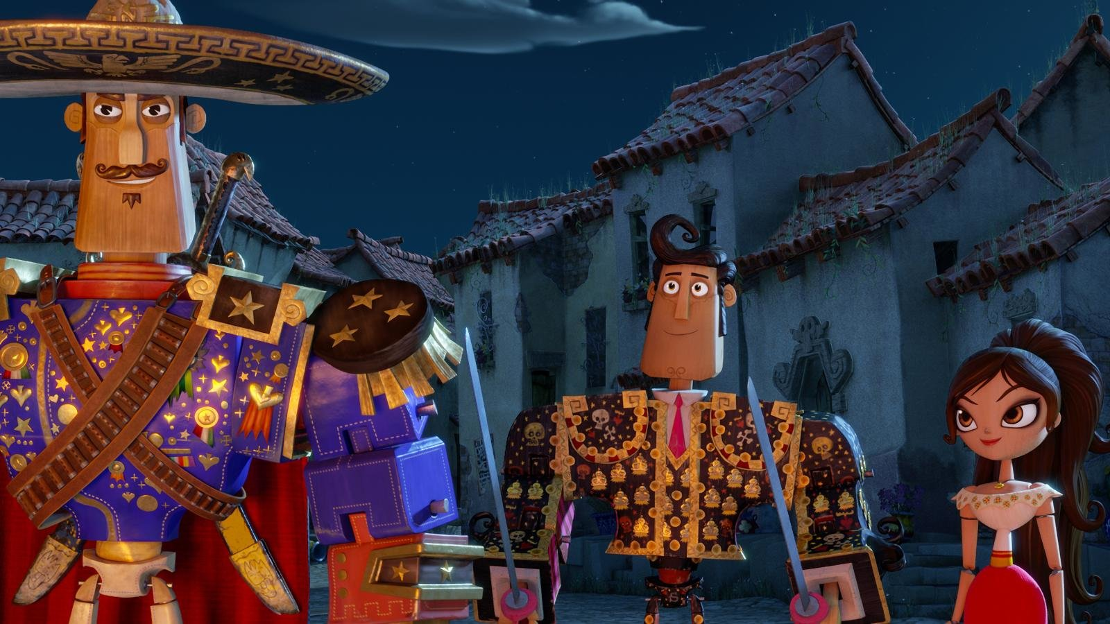 The Book Of Life Wallpapers 1600x900 Desktop Backgrounds