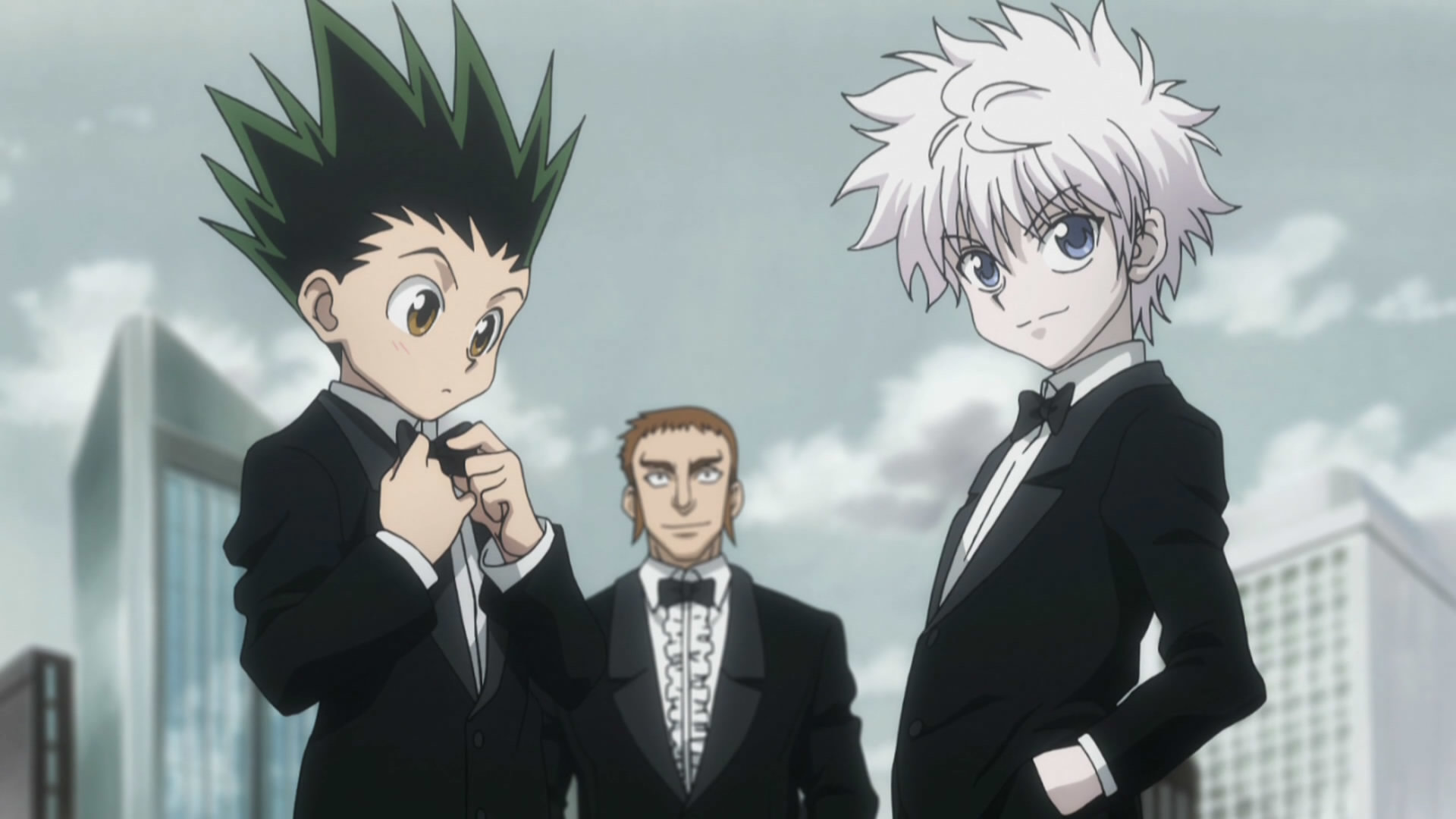 High resolution Hunter X Hunter full hd background ID:10862 for desktop