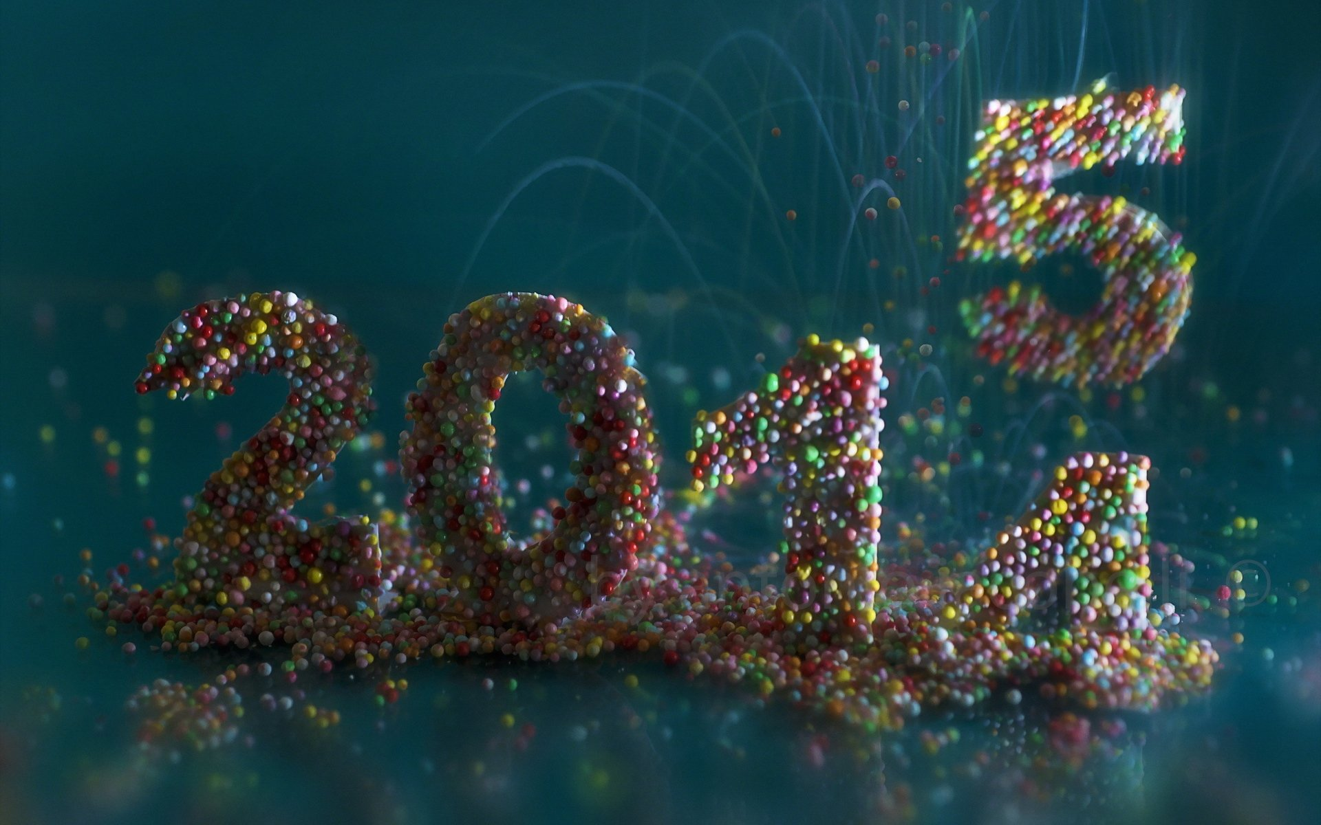 Best New Year 2015 background ID:156211 for High Resolution hd 1920x1200 desktop