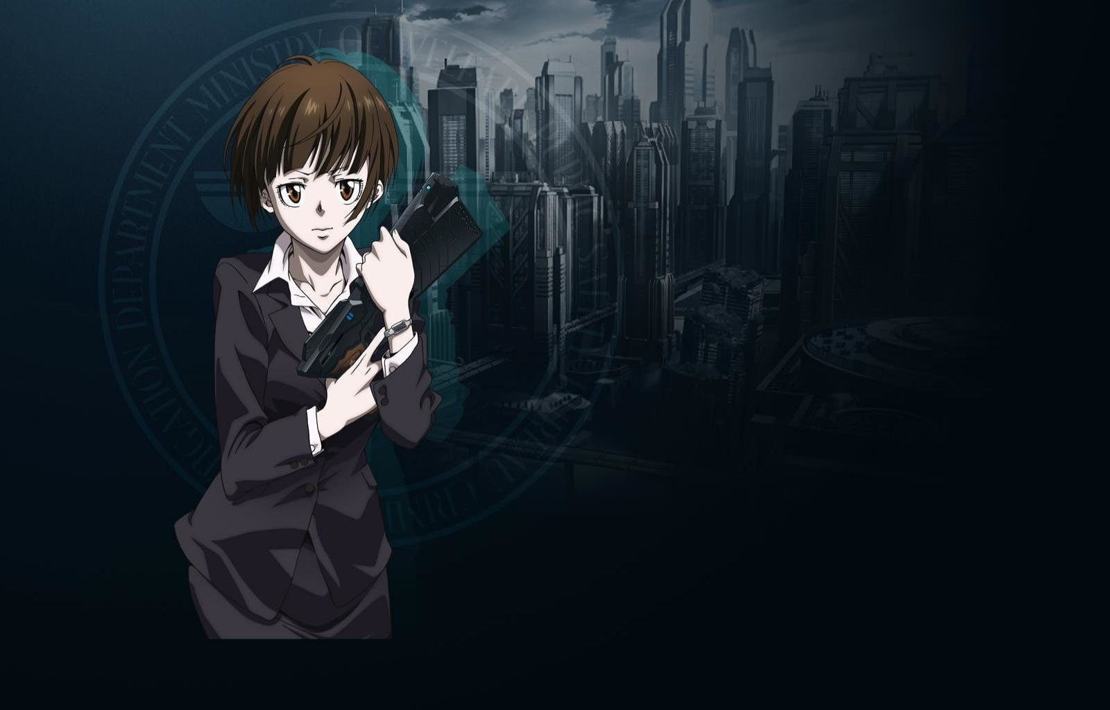 Best Psycho-Pass background ID:451815 for High Resolution hd 1600x1024 desktop