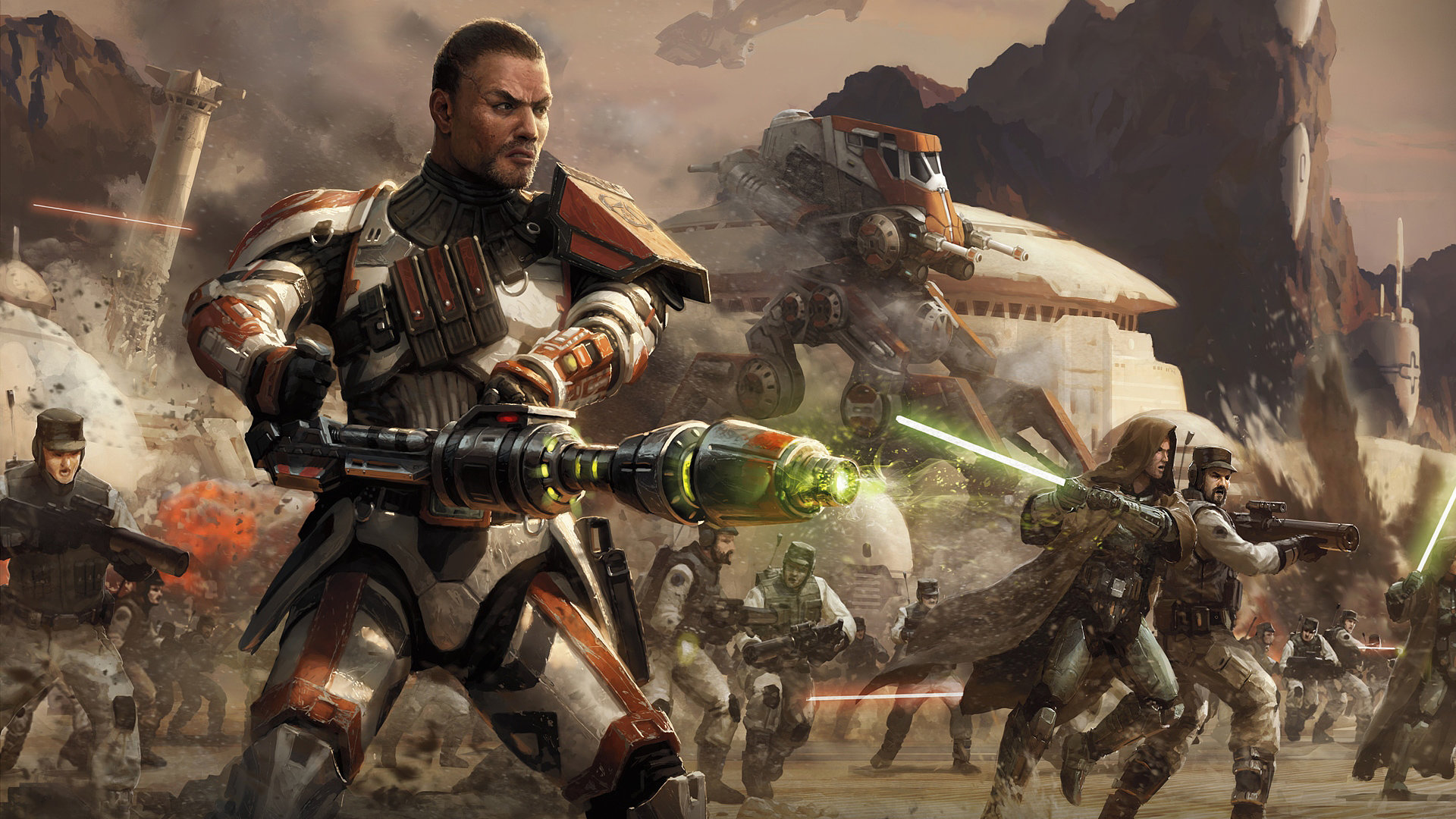 Free Download Star Wars The Old Republic Background Id 105948