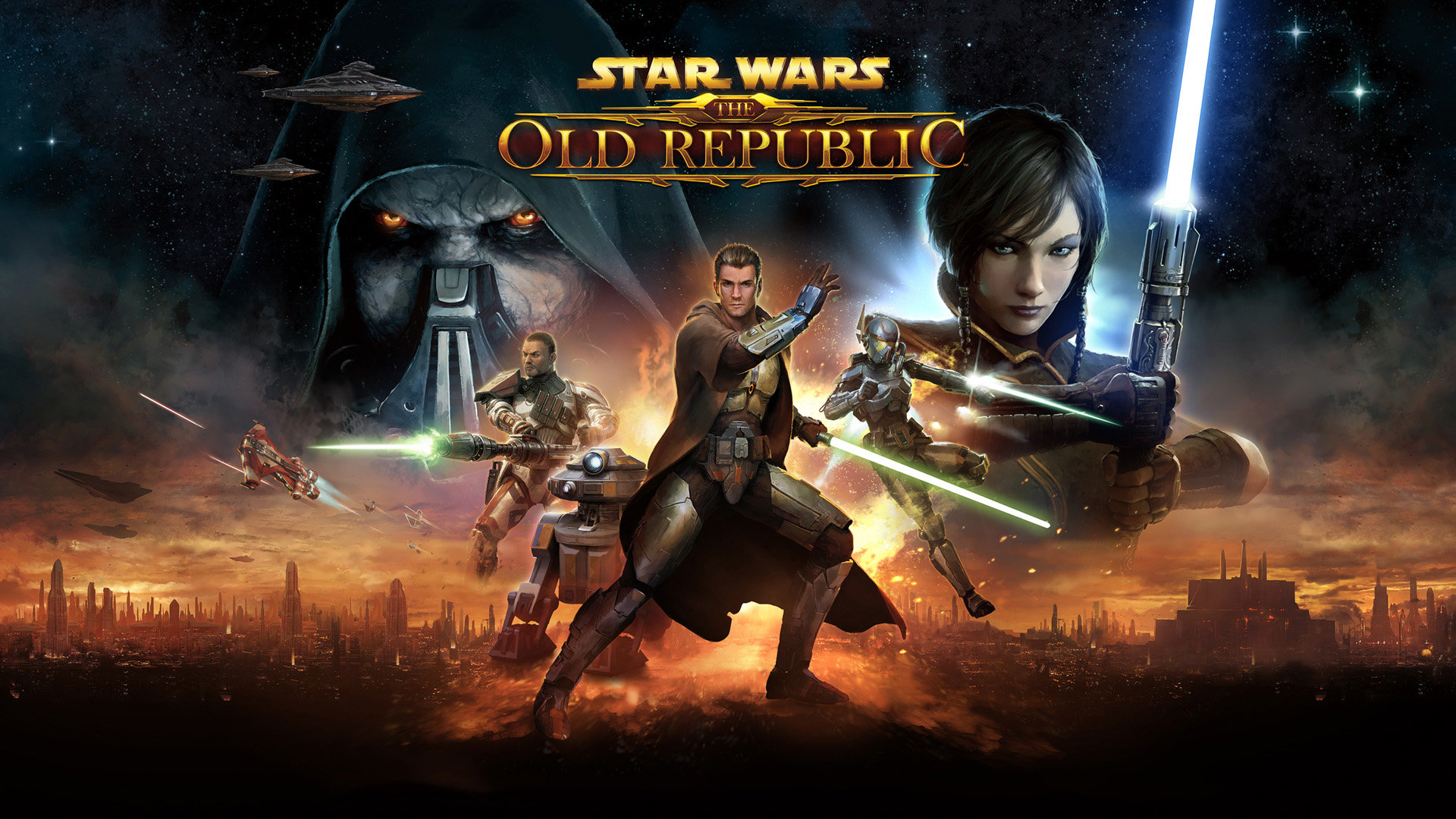 Awesome Star Wars The Old Republic Free Wallpaper ID105952 For Hd 1080p Computer
