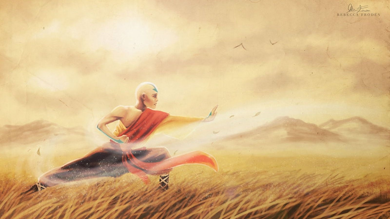 Free Download Avatar The Last Airbender Background Id 226726 Hd