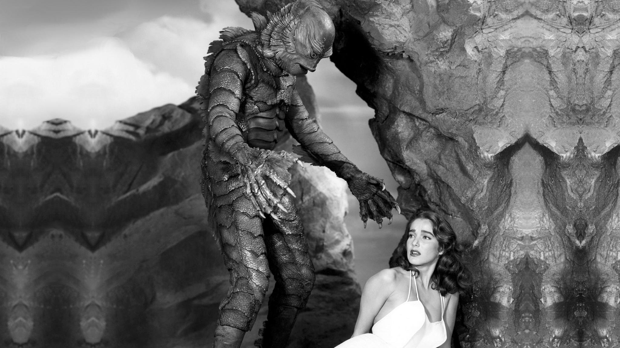Creature From The Black Lagoon Wallpapers Hd For Desktop Backgrounds