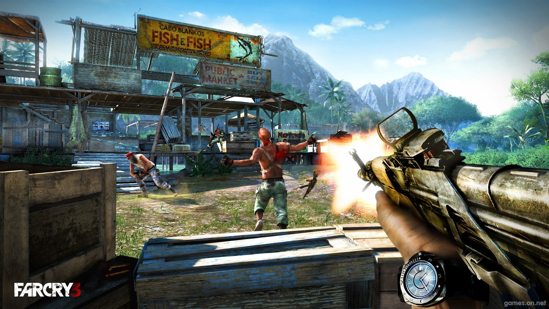 Far Cry 3 Wallpapers 1920x1080 Full Hd 1080p Desktop Backgrounds