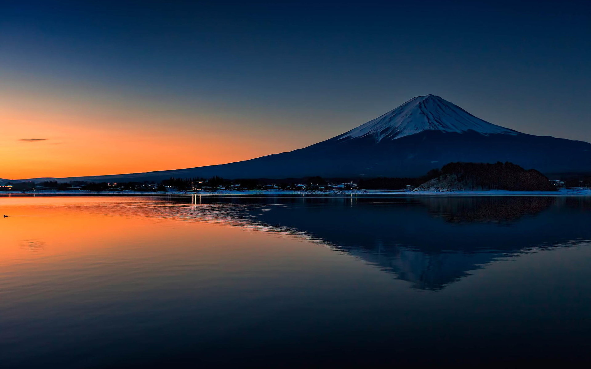 Awesome Mount Fuji Free Wallpaper Id277735 For Hd 1920x1200