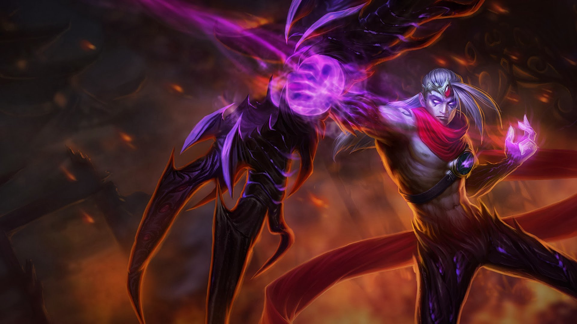 Free download Varus (League Of Legends) background ID:171707 full hd 1920x1080 for computer