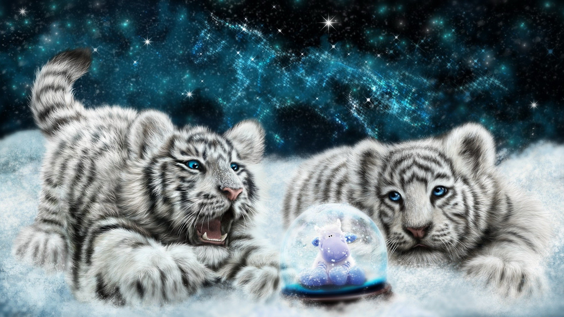 Free White Tiger high quality background ID:174920 for hd 1920x1080 desktop