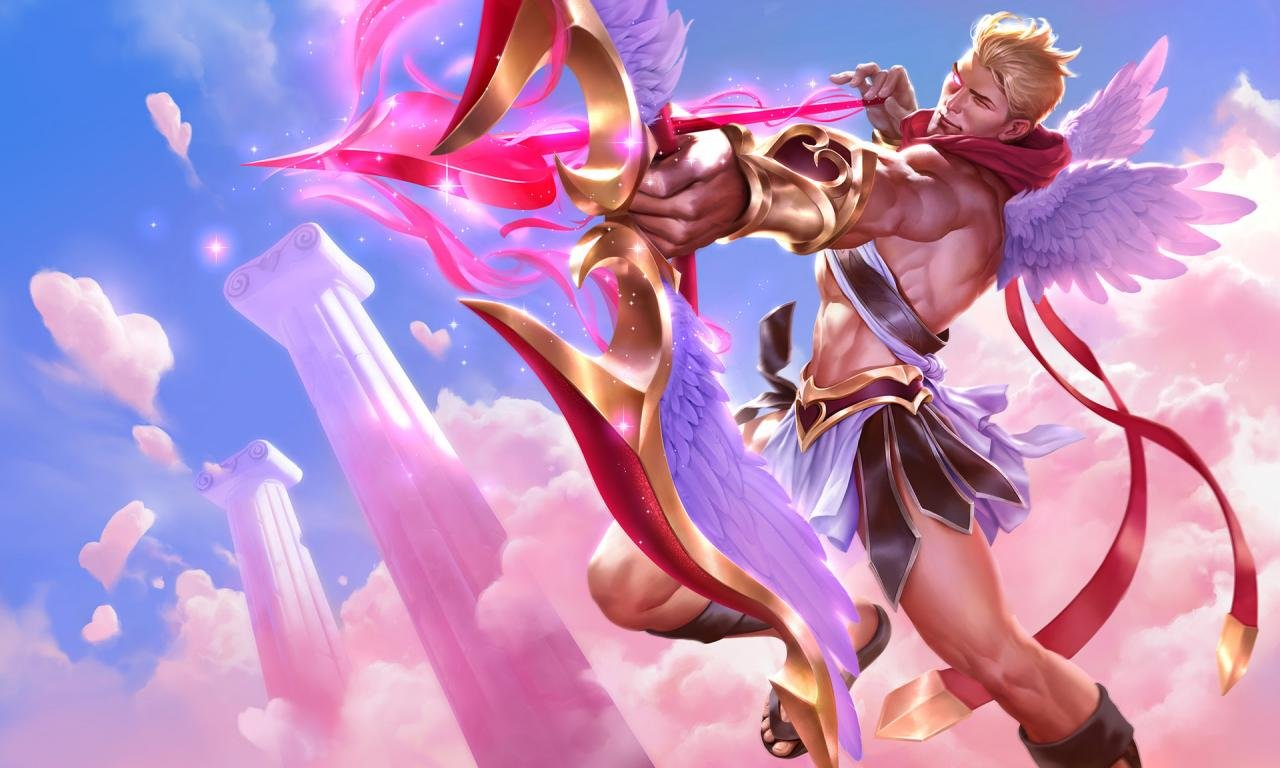 Download hd 1280x768 Varus (League Of Legends) desktop background ID:171549 for free