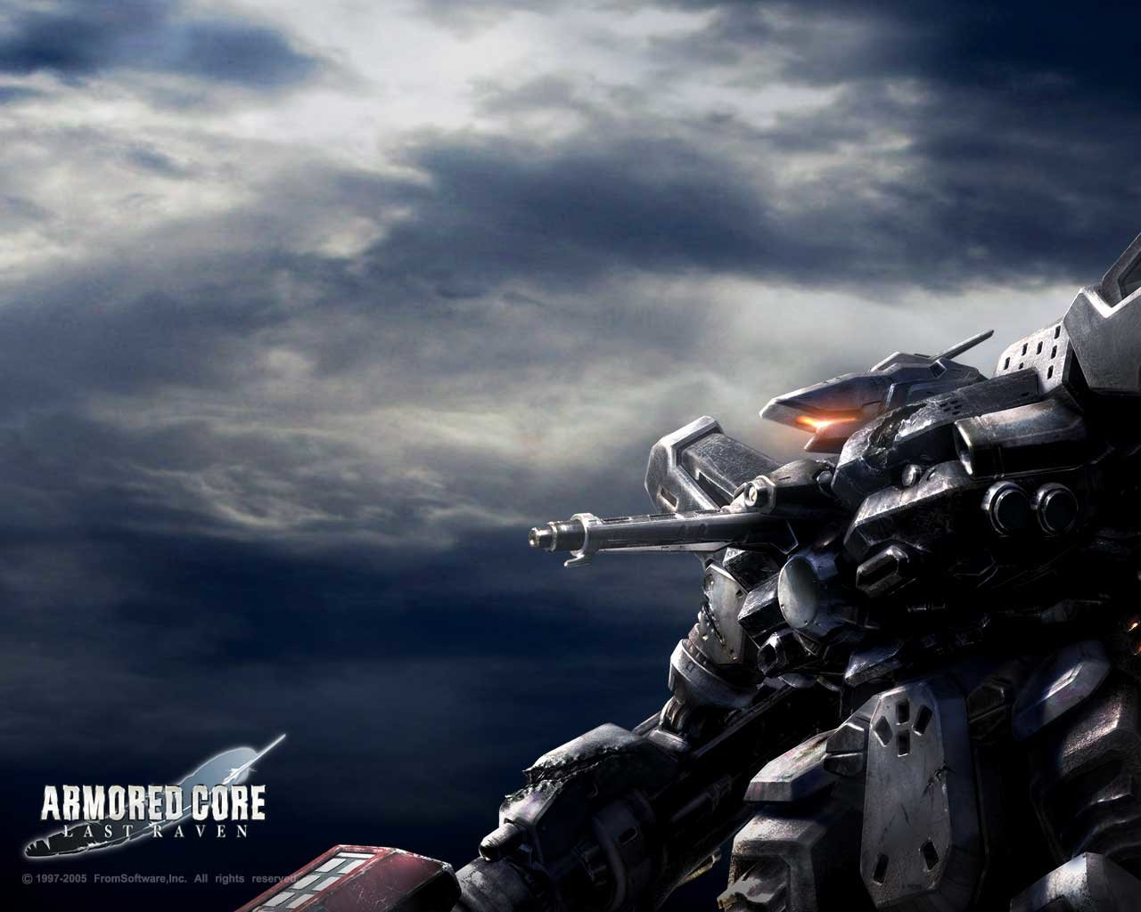 Armored Core Wallpapers Hd For Desktop Backgrounds