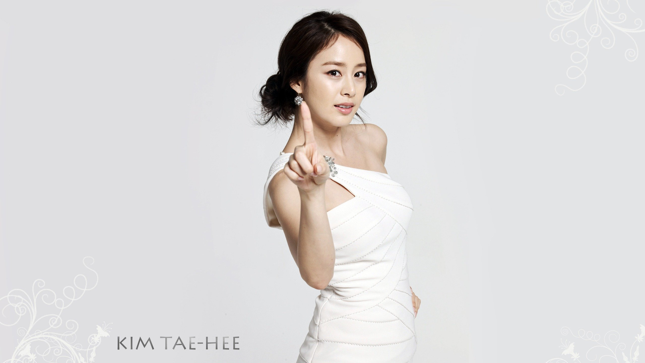 Best Kim Tae-hee wallpaper ID:210271 for High Resolution hd 2560x1440 PC