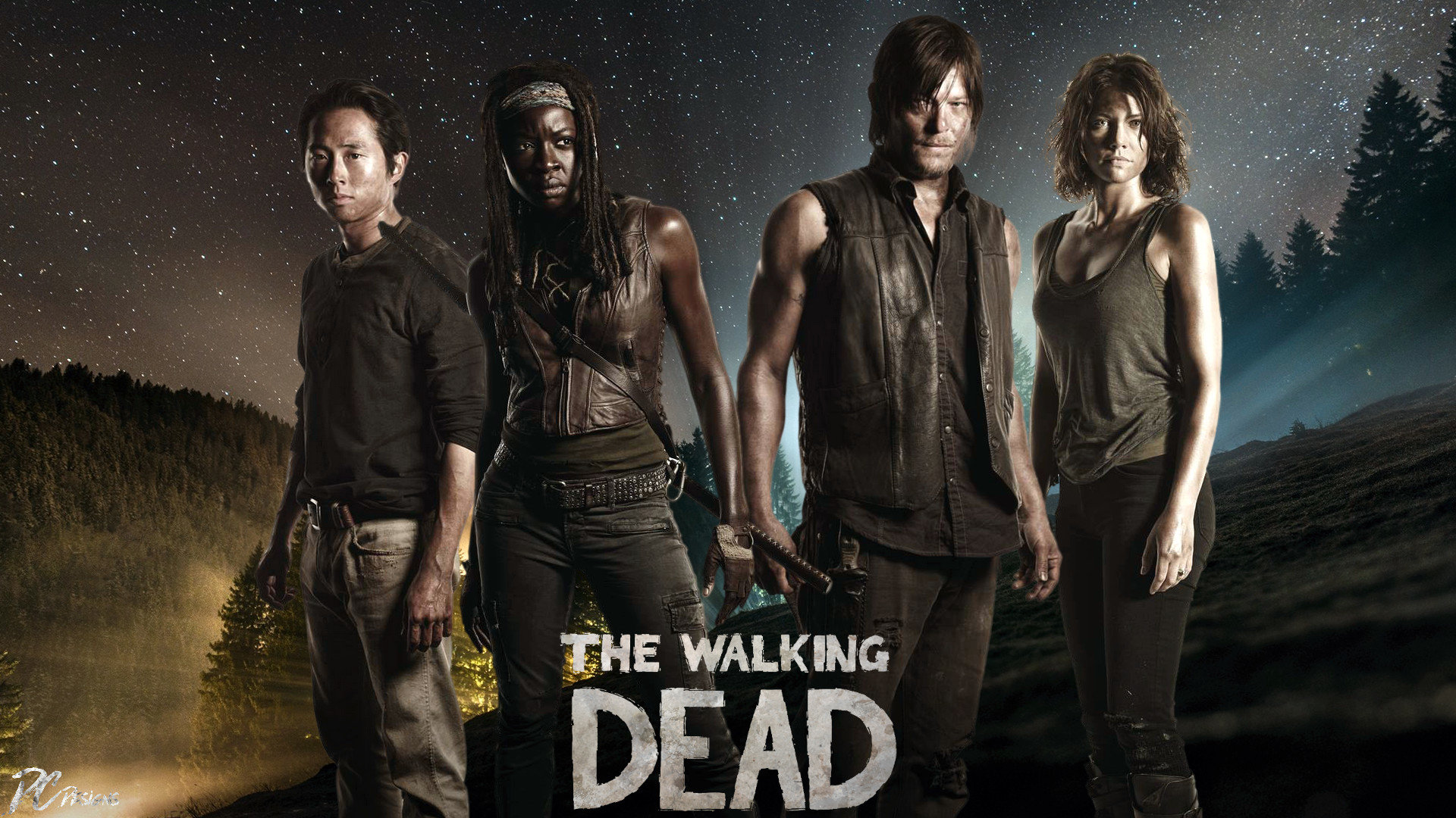 The Walking Dead Wallpapers 1920x1080 Full Hd 1080p Desktop