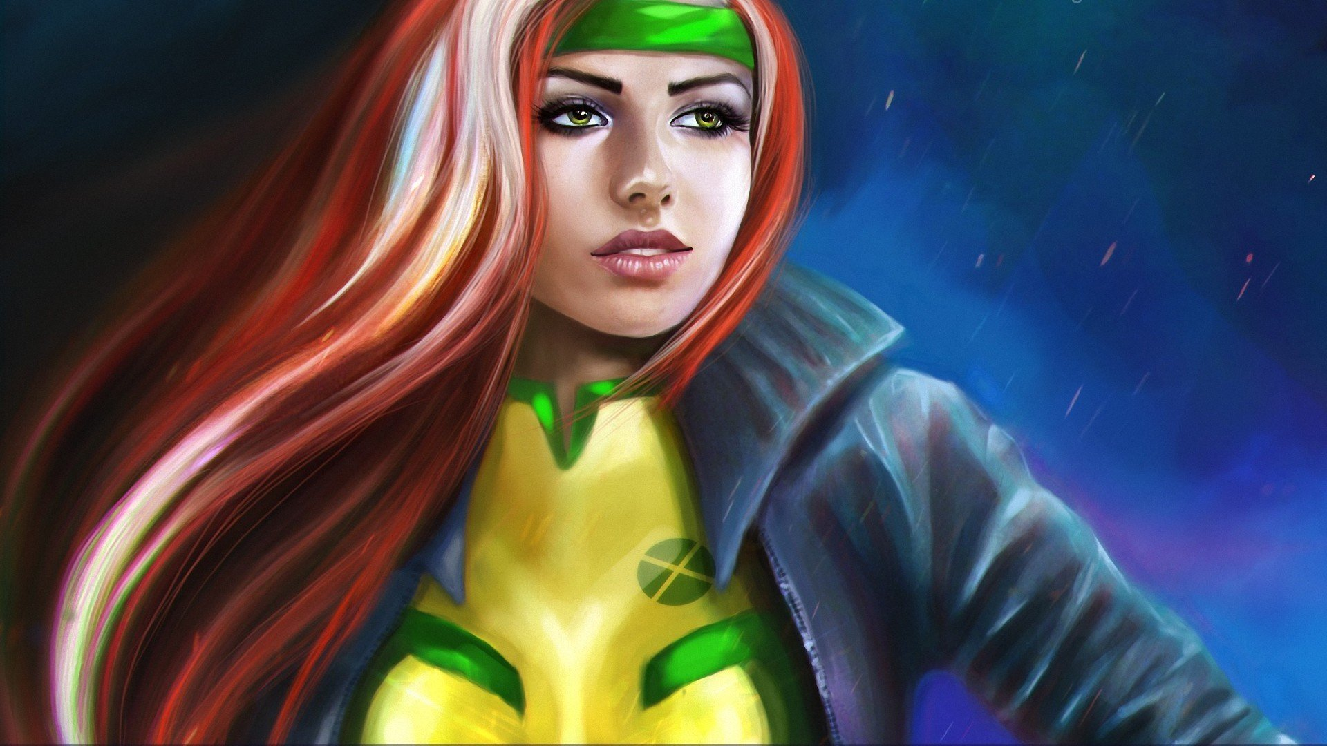 Free Download Rogue X Men Wallpaper Id326828 1080p For Pc