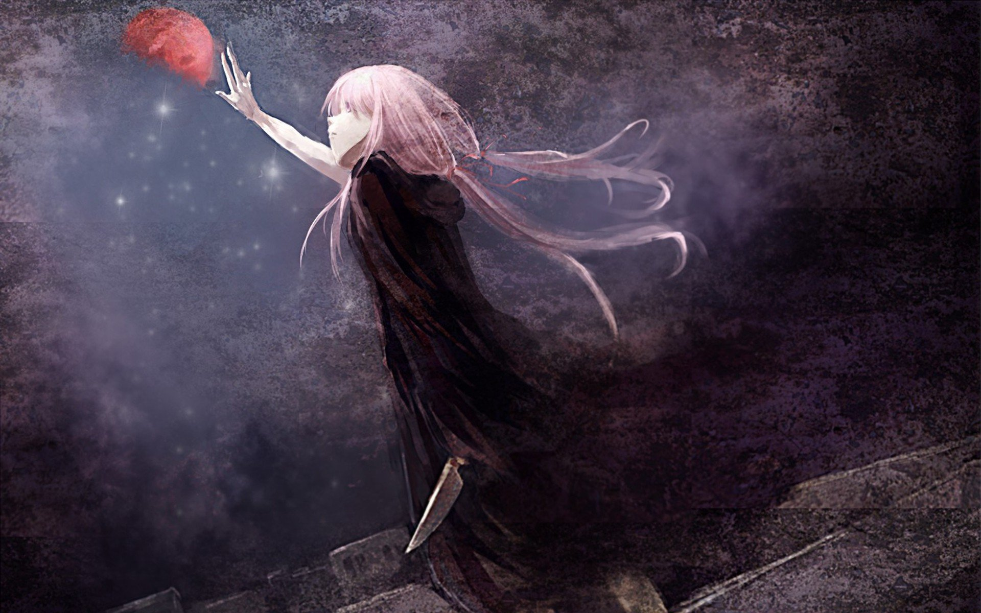Download hd 1920x1200 Yuno Gasai PC background ID:189893 for free