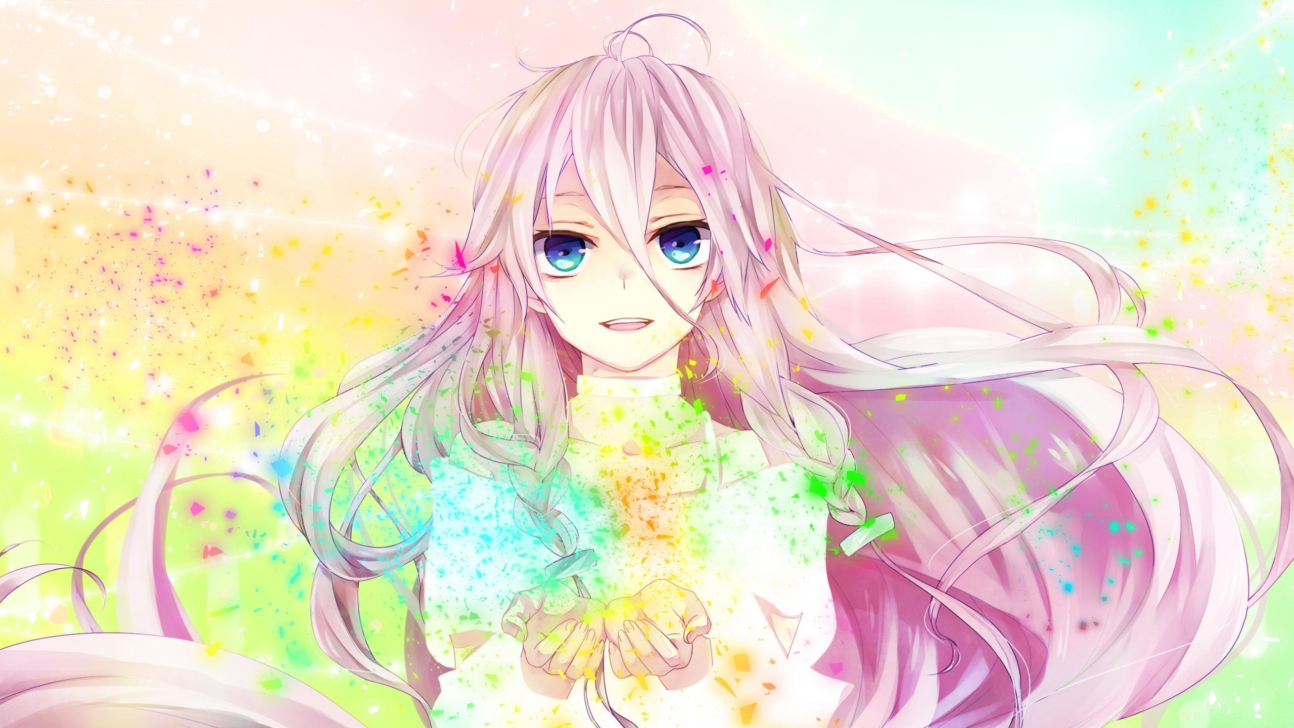 Download hd 2560x1440 IA (Vocaloid) desktop background ID:3865 for free