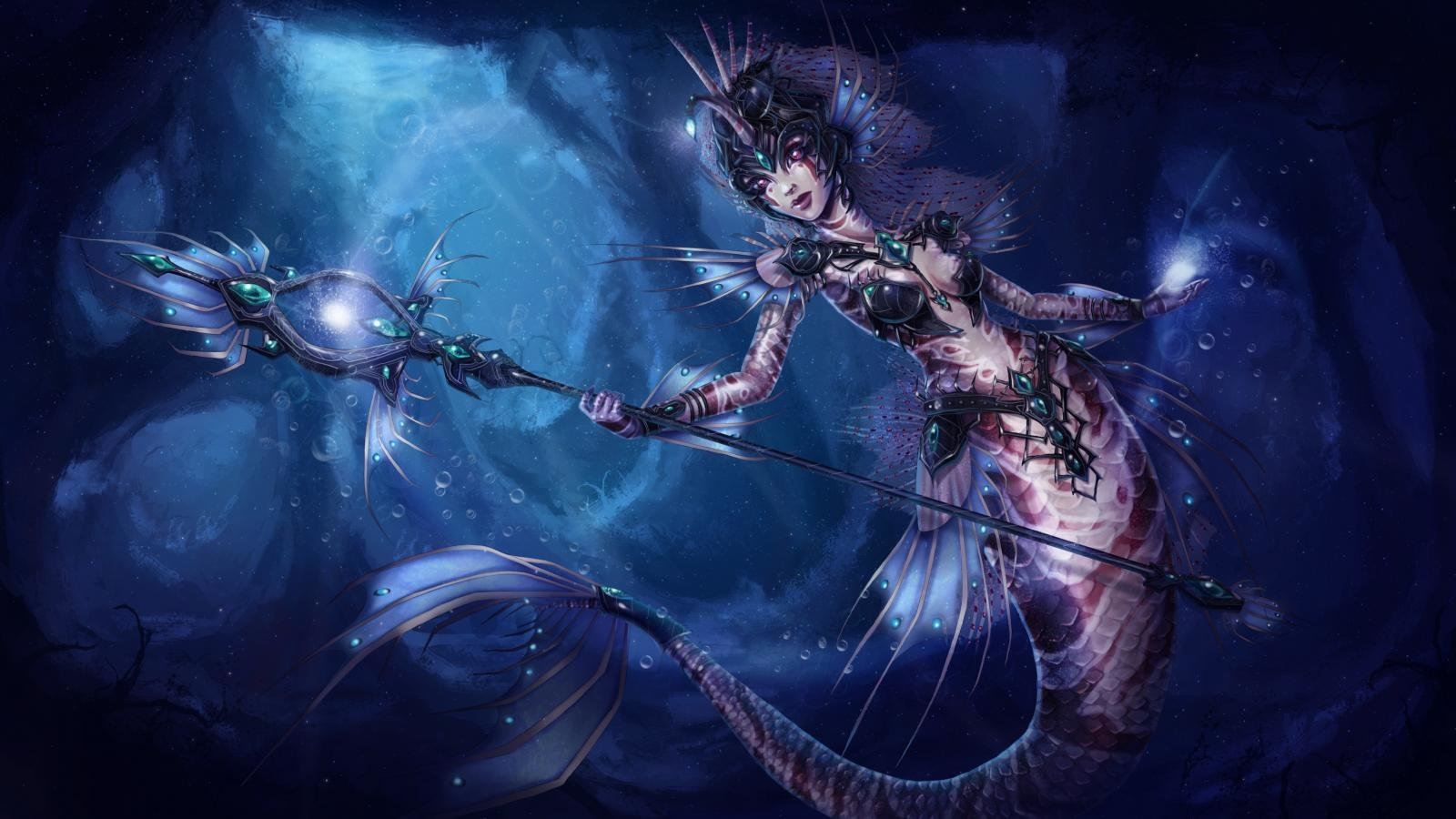 Free download Nami (League Of Legends) background ID:172083 hd 1600x900 for PC