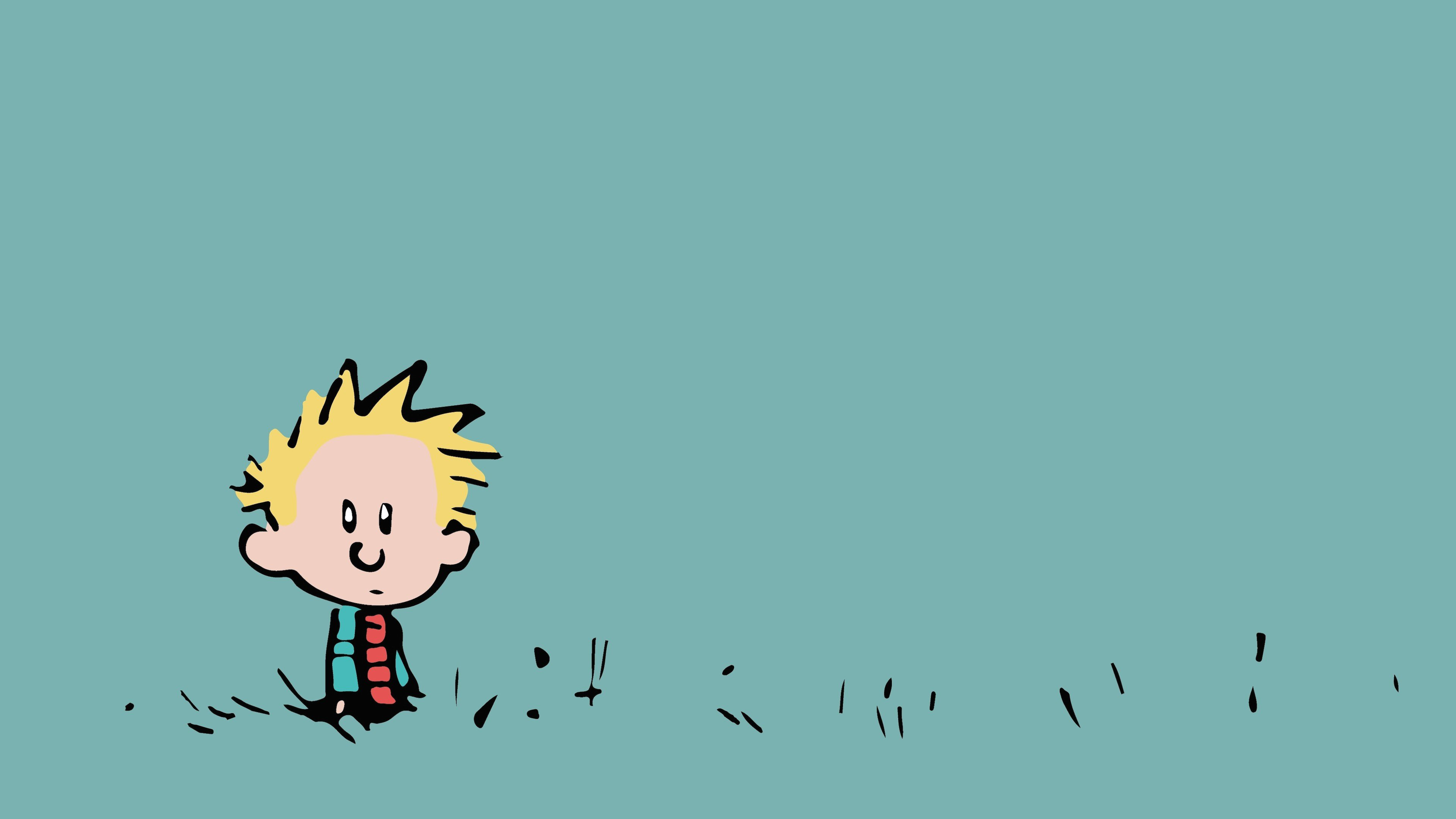 Calvin And Hobbes Wallpapers 3840x2160 Ultra Hd 4k Desktop Backgrounds