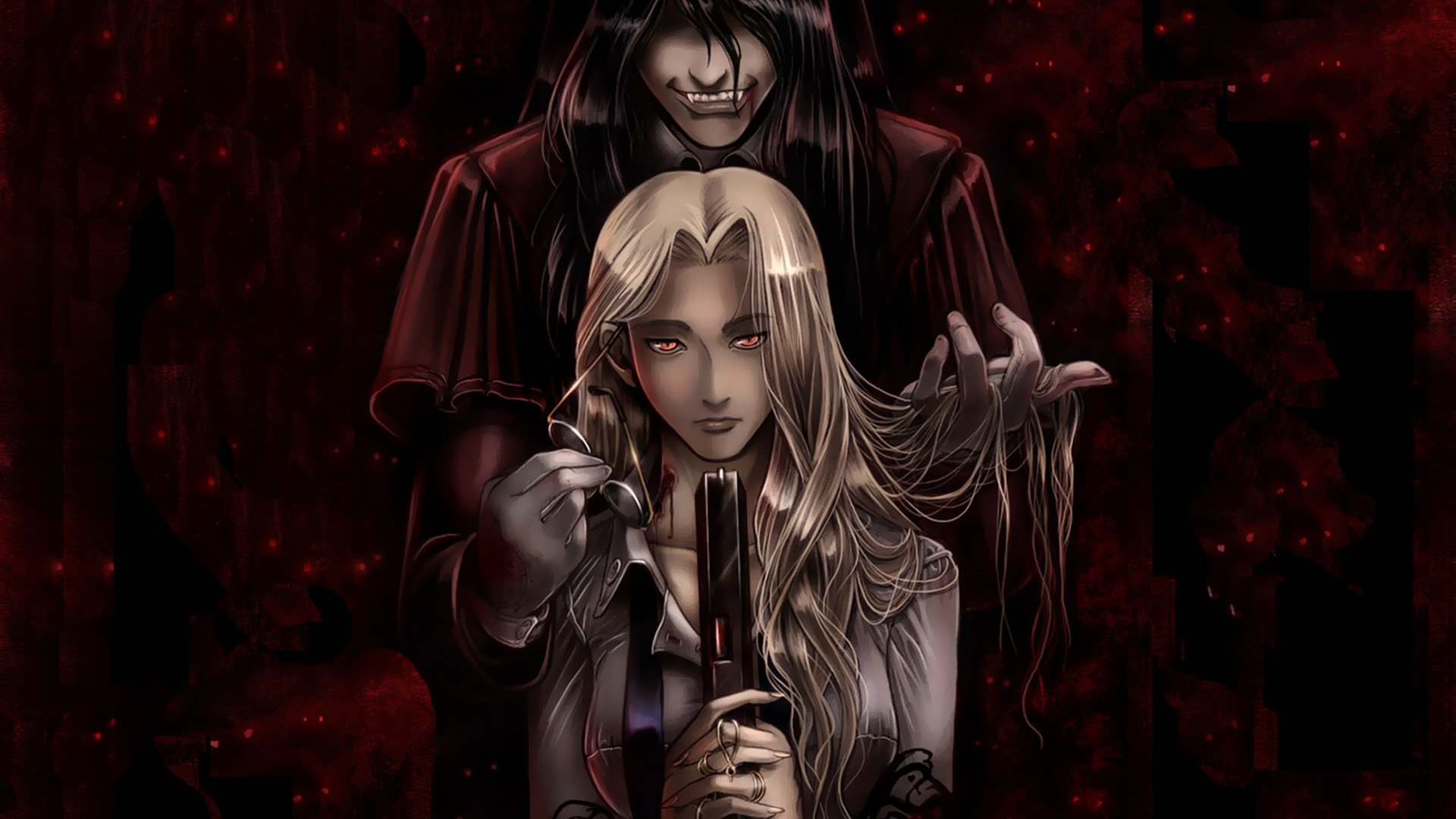 Awesome Hellsing free wallpaper ID:329526 for hd 1080p computer