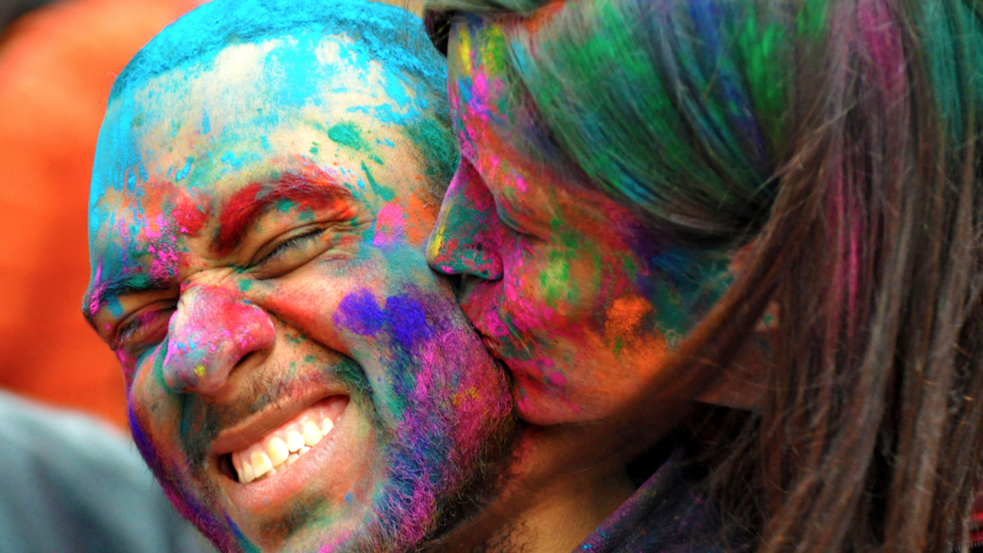 Awesome Holi free background ID:325371 for full hd 1080p PC