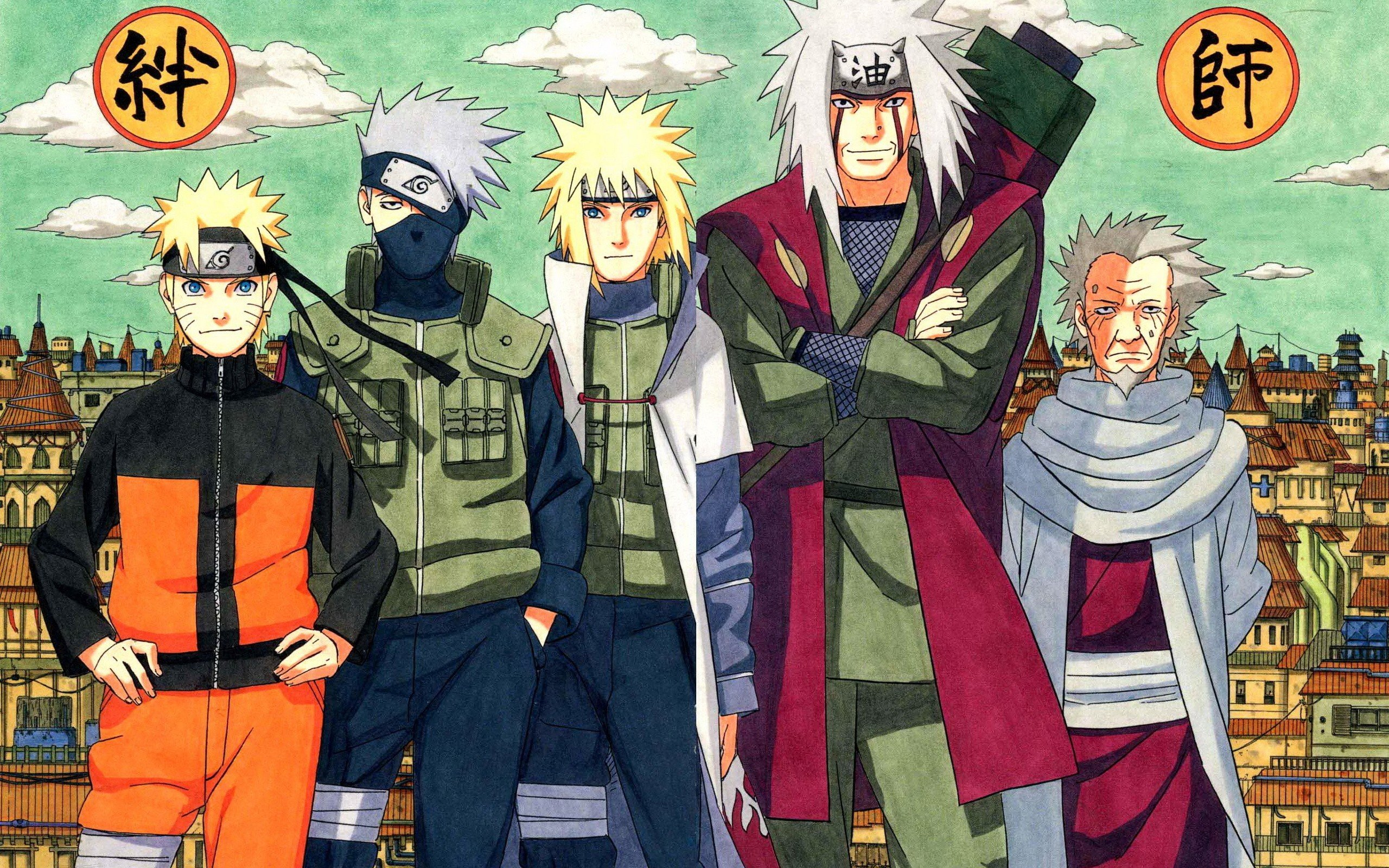 Download hd 2560x1600 Naruto computer wallpaper ID:396640 for free