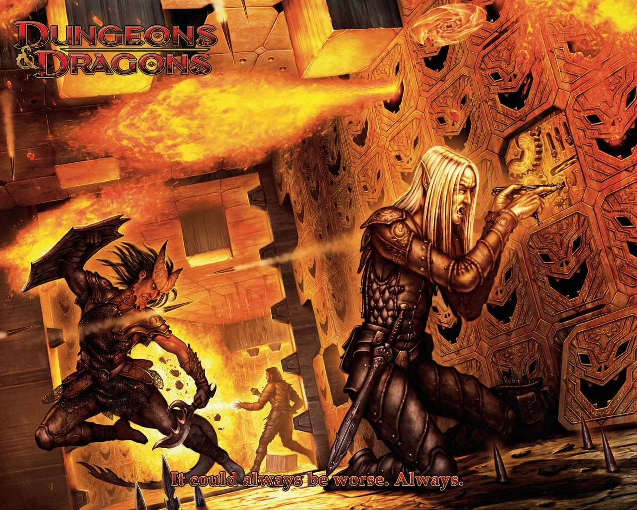 Best Dungeons And Dragons Game Wallpaper Id 68823 For High