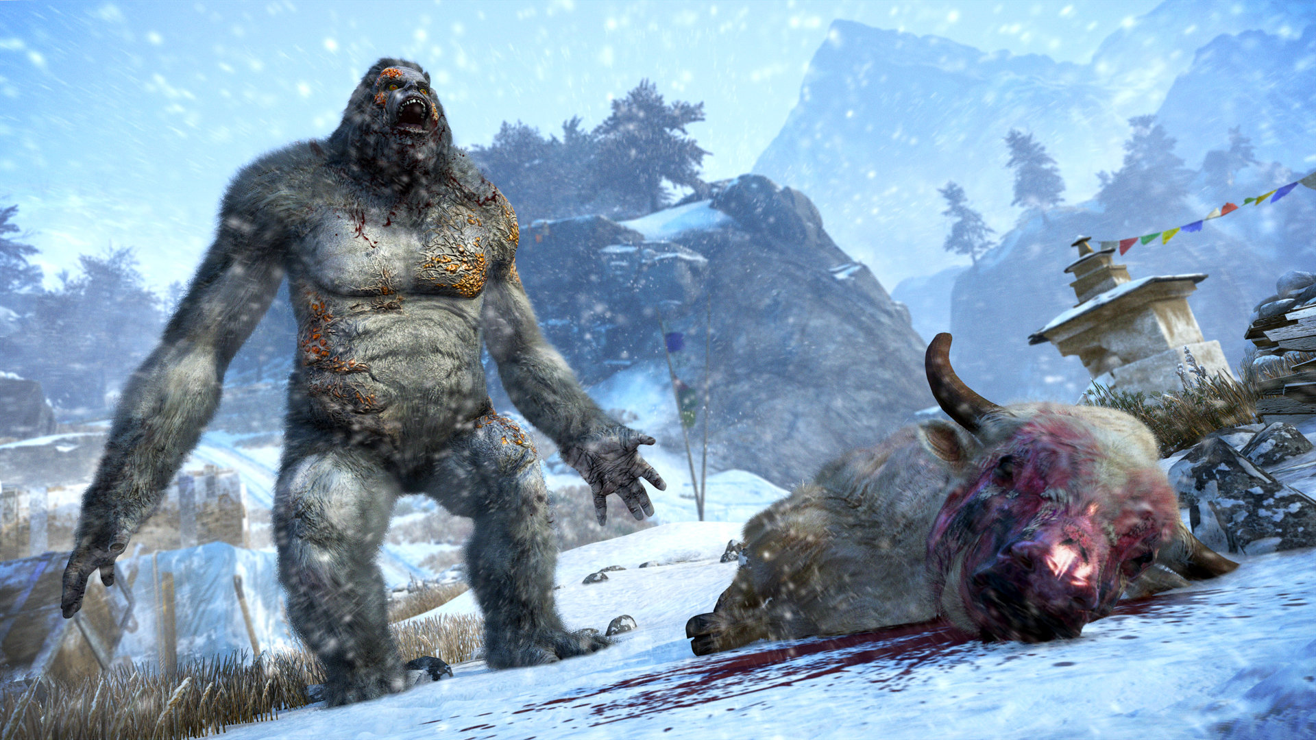 Download 1080p Far Cry 4 Desktop Wallpaper Id10770 For Free