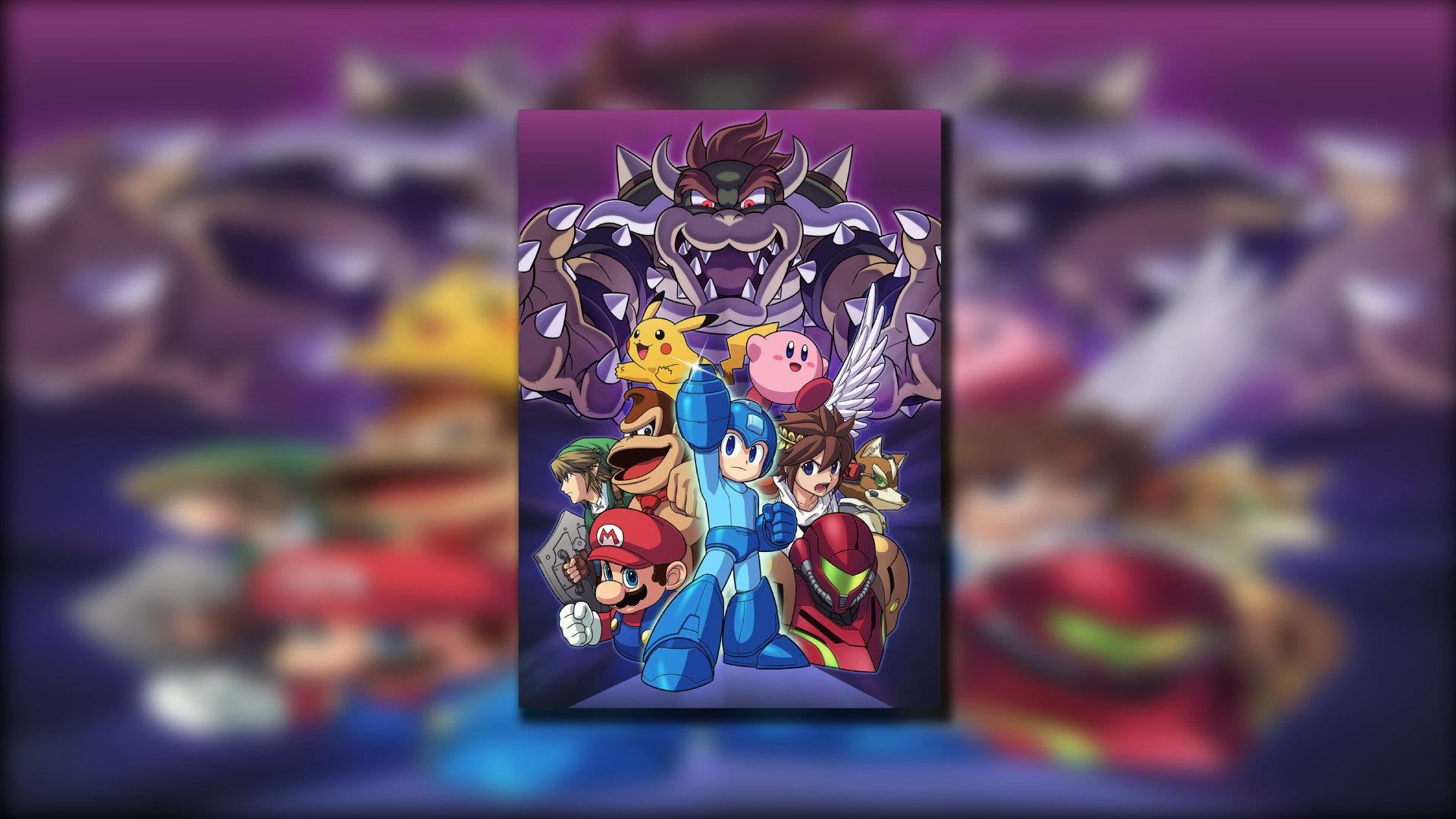 Free Download Super Smash Bros Wallpaper Id 330802 Full Hd