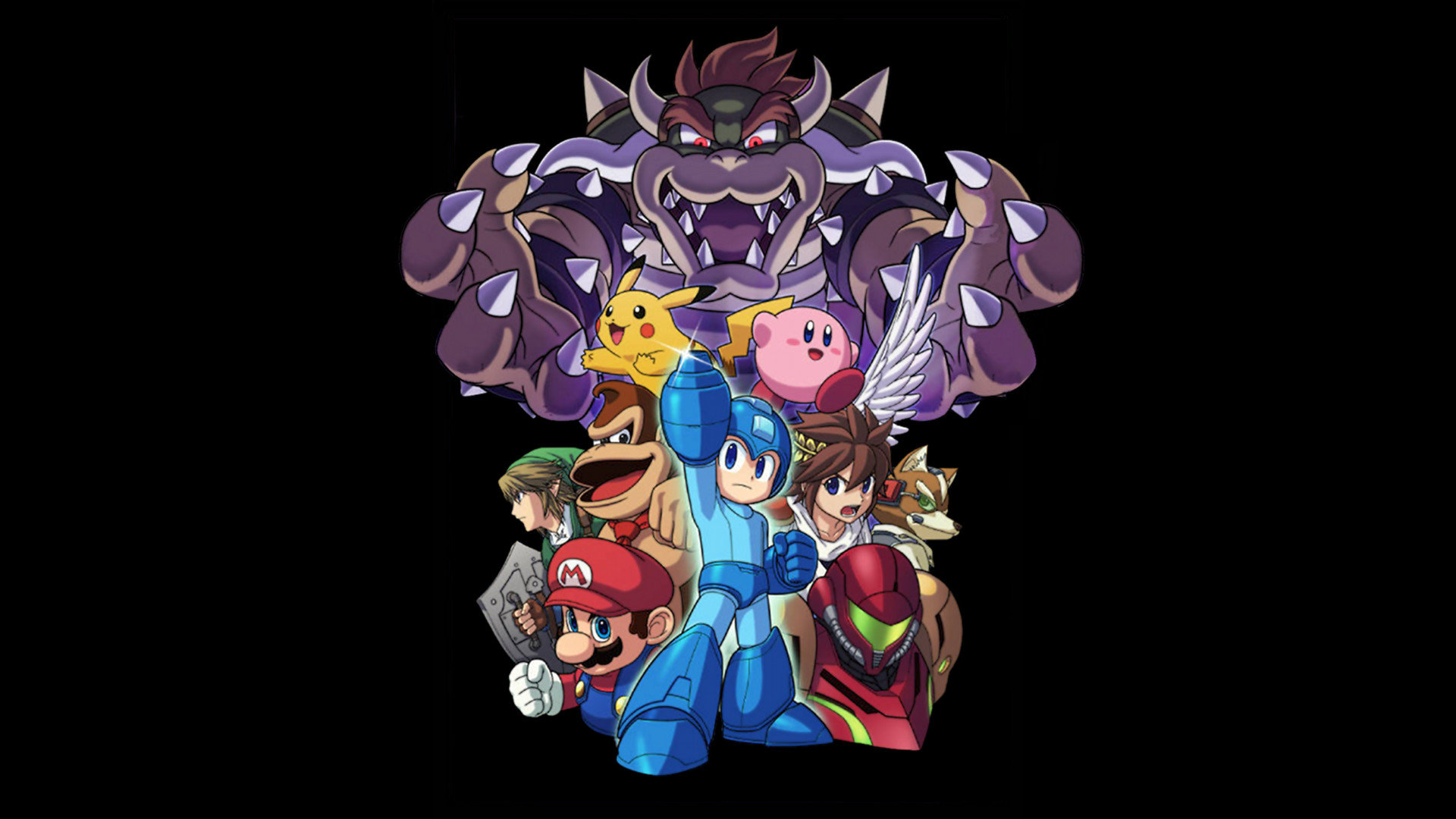 Best Super Smash Bros Wallpaper Id 330719 For High Resolution Hd