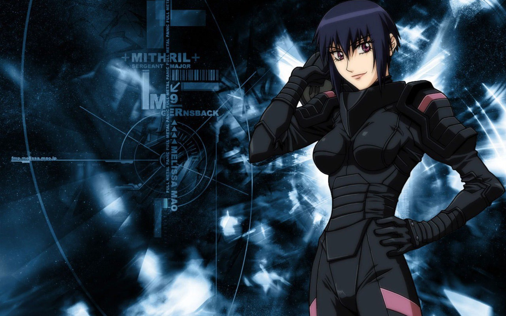 Free Full Metal Panic! high quality wallpaper ID:410929 for hd 1680x1050 PC