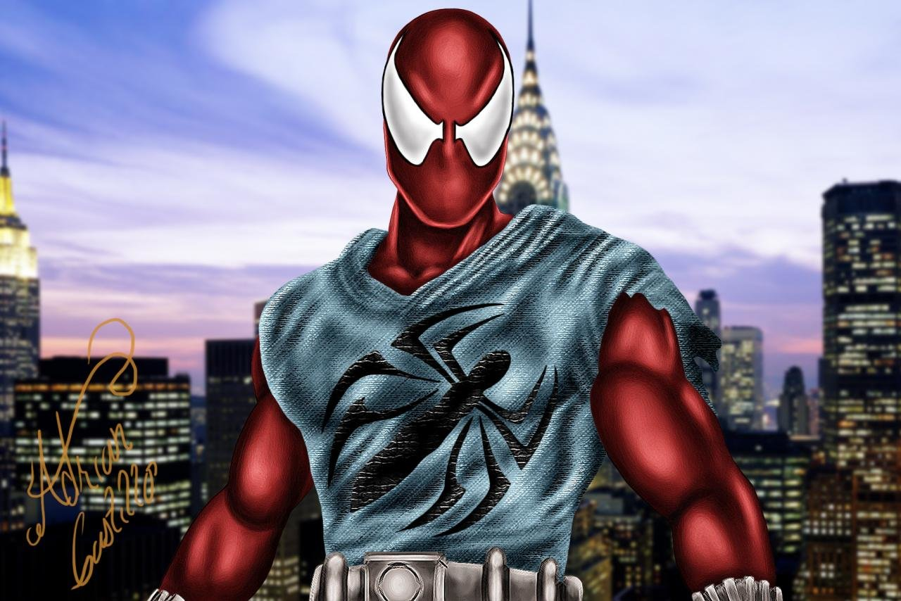 Free Scarlet Spider high quality background ID:245758 for hd 1280x854 PC