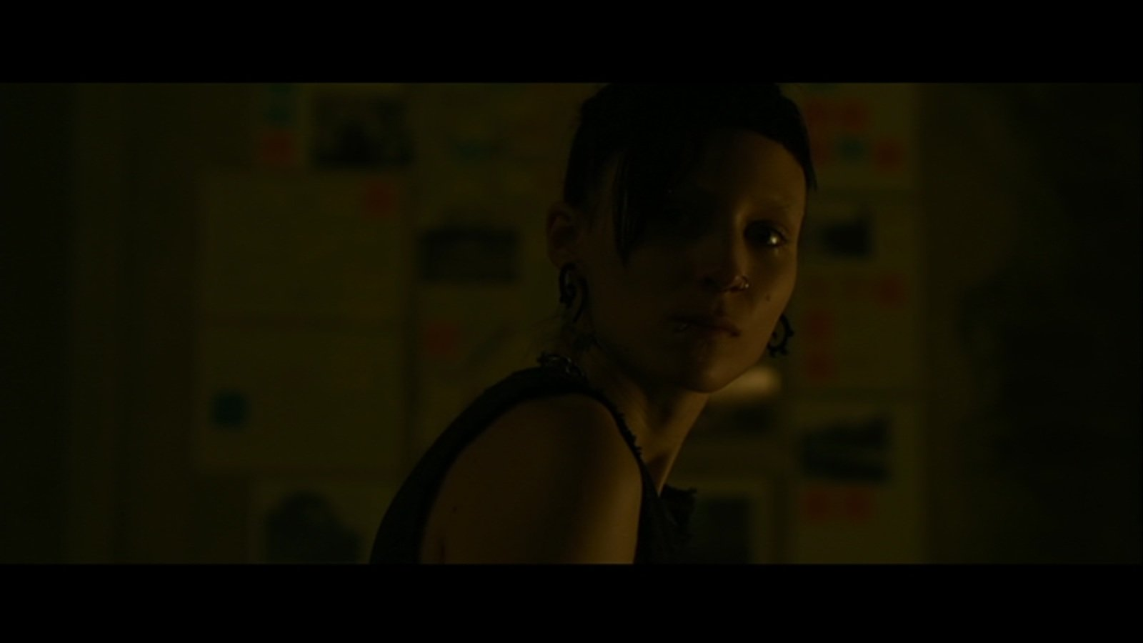 High Resolution The Girl With The Dragon Tattoo Hd 1600x900