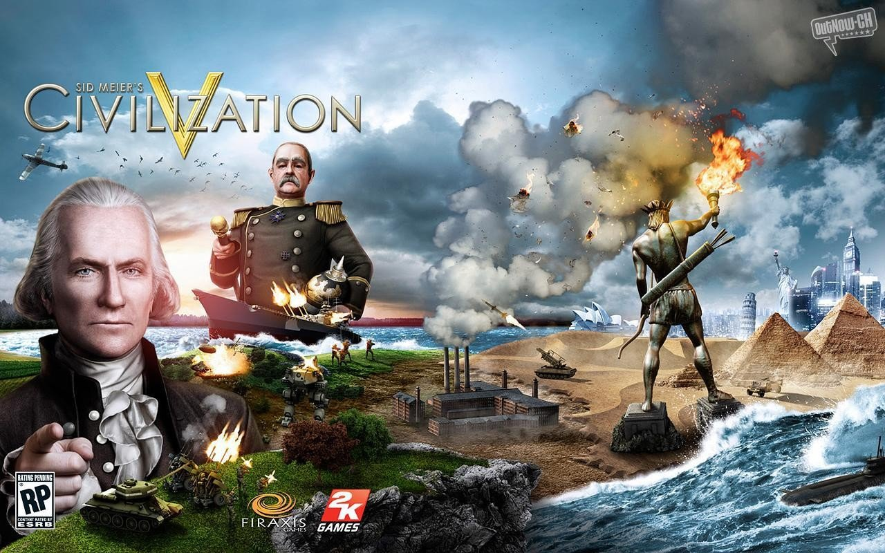 Best Civilization 5 (V) wallpaper ID:246253 for High Resolution hd 1280x800 computer