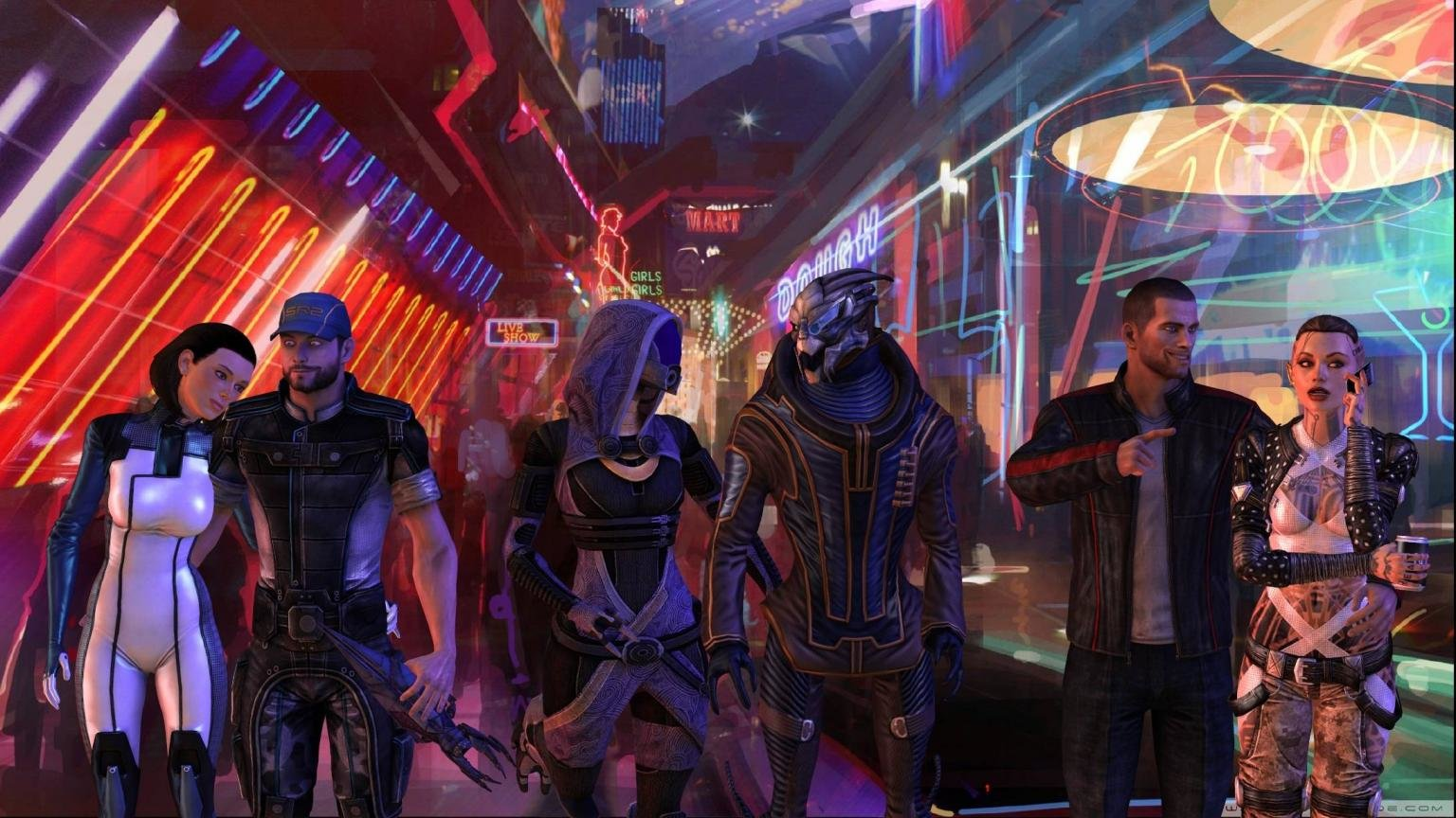 Awesome Mass Effect free wallpaper ID:457998 for hd 1536x864 desktop