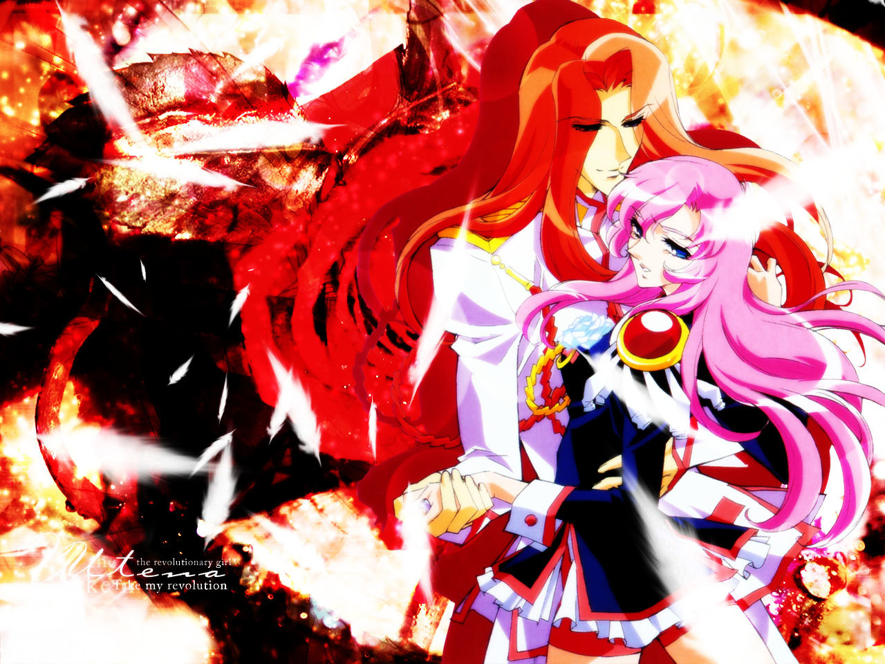 Free download Revolutionary Girl Utena wallpaper ID:293176 hd 1280x960 for PC