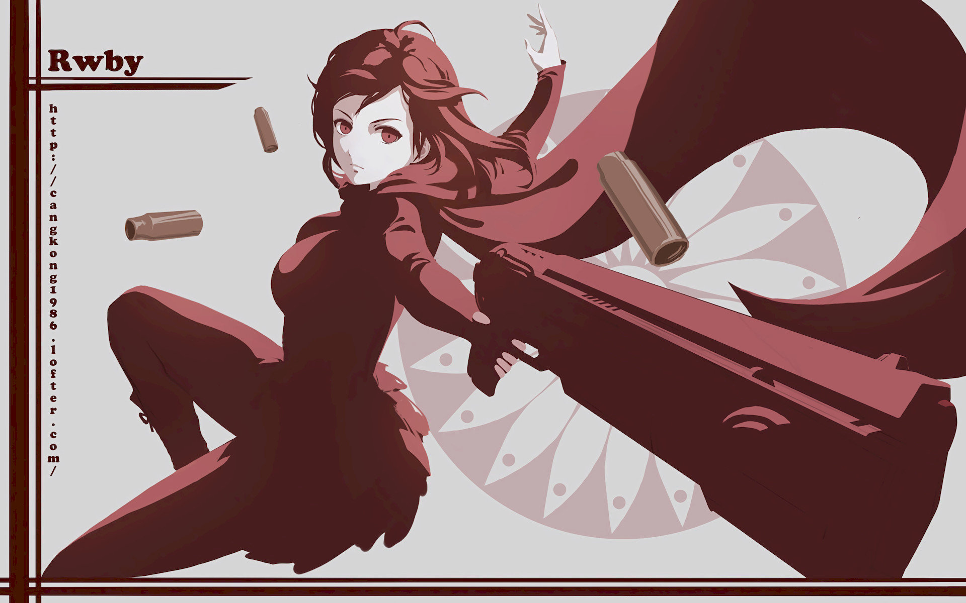 High resolution Ruby Rose (RWBY) hd 1920x1200 background ID:437668 for PC