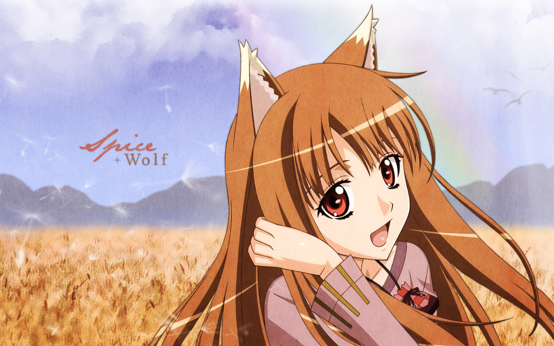 Free download Spice And Wolf wallpaper ID:399811 hd 1920x1200 for PC